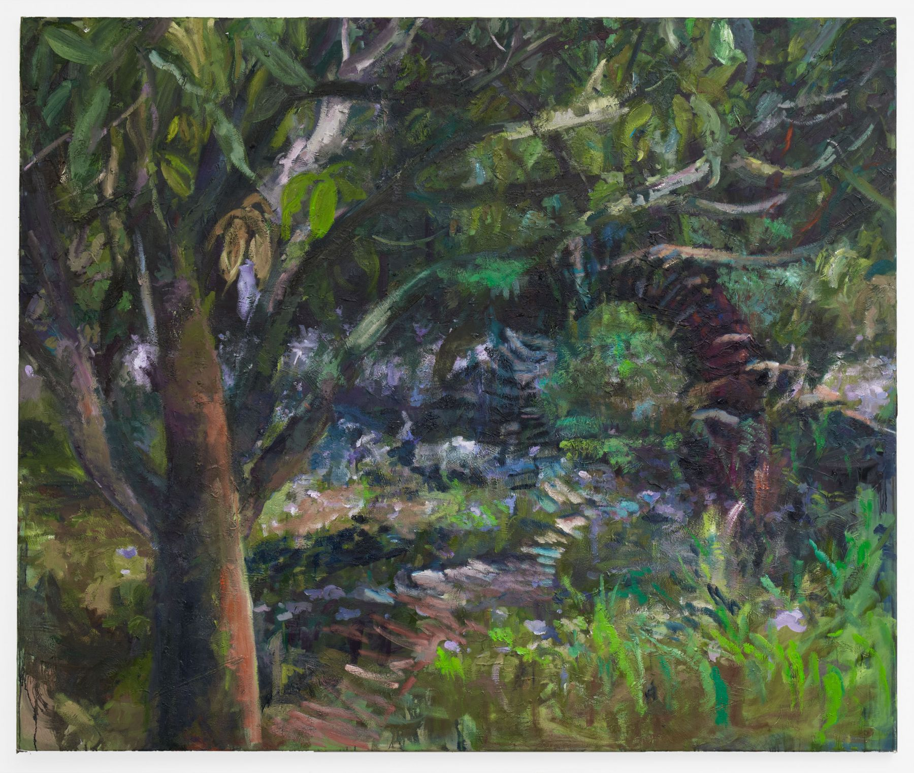 India woods artwork