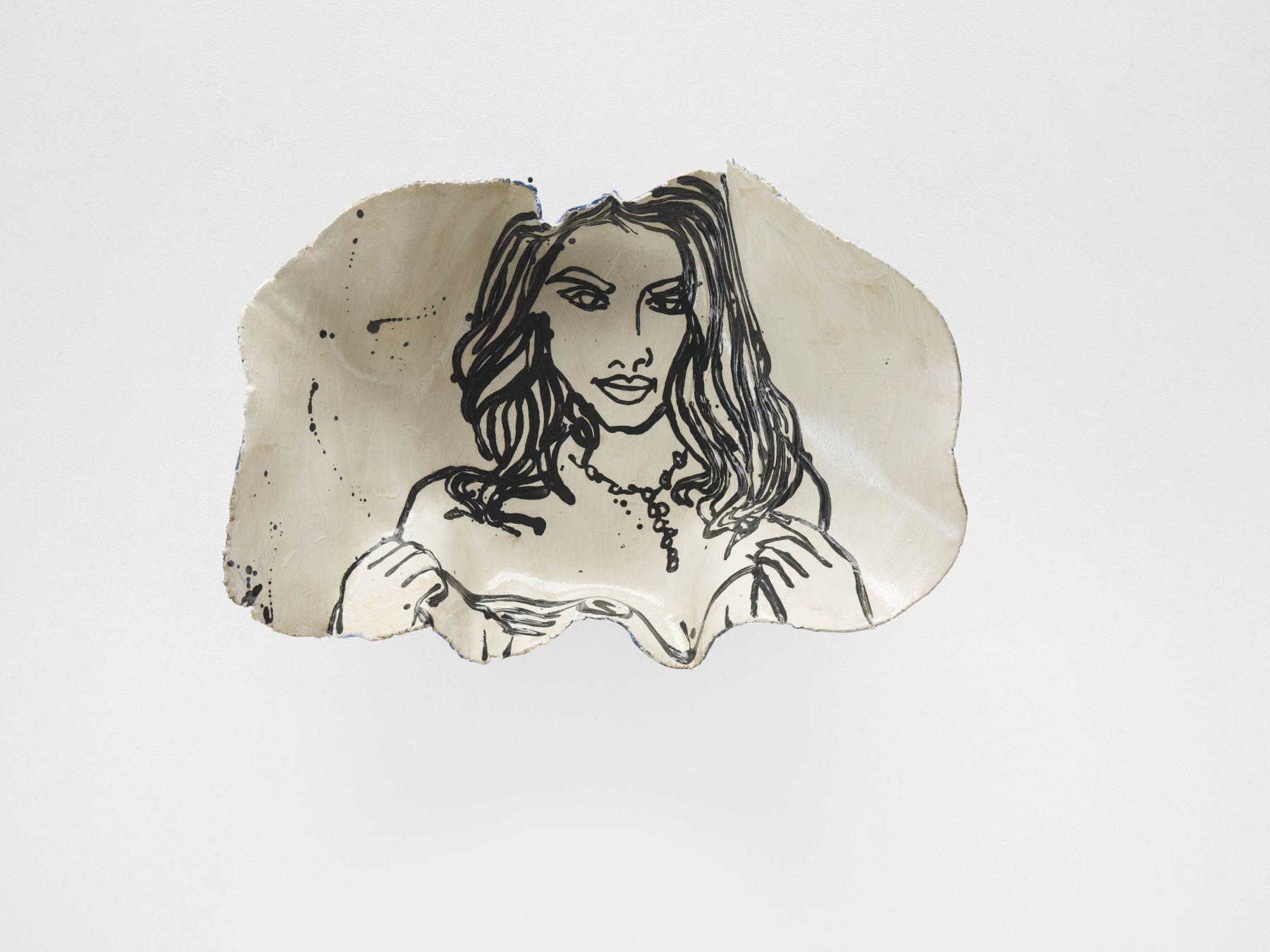 Gypsy girl artwork