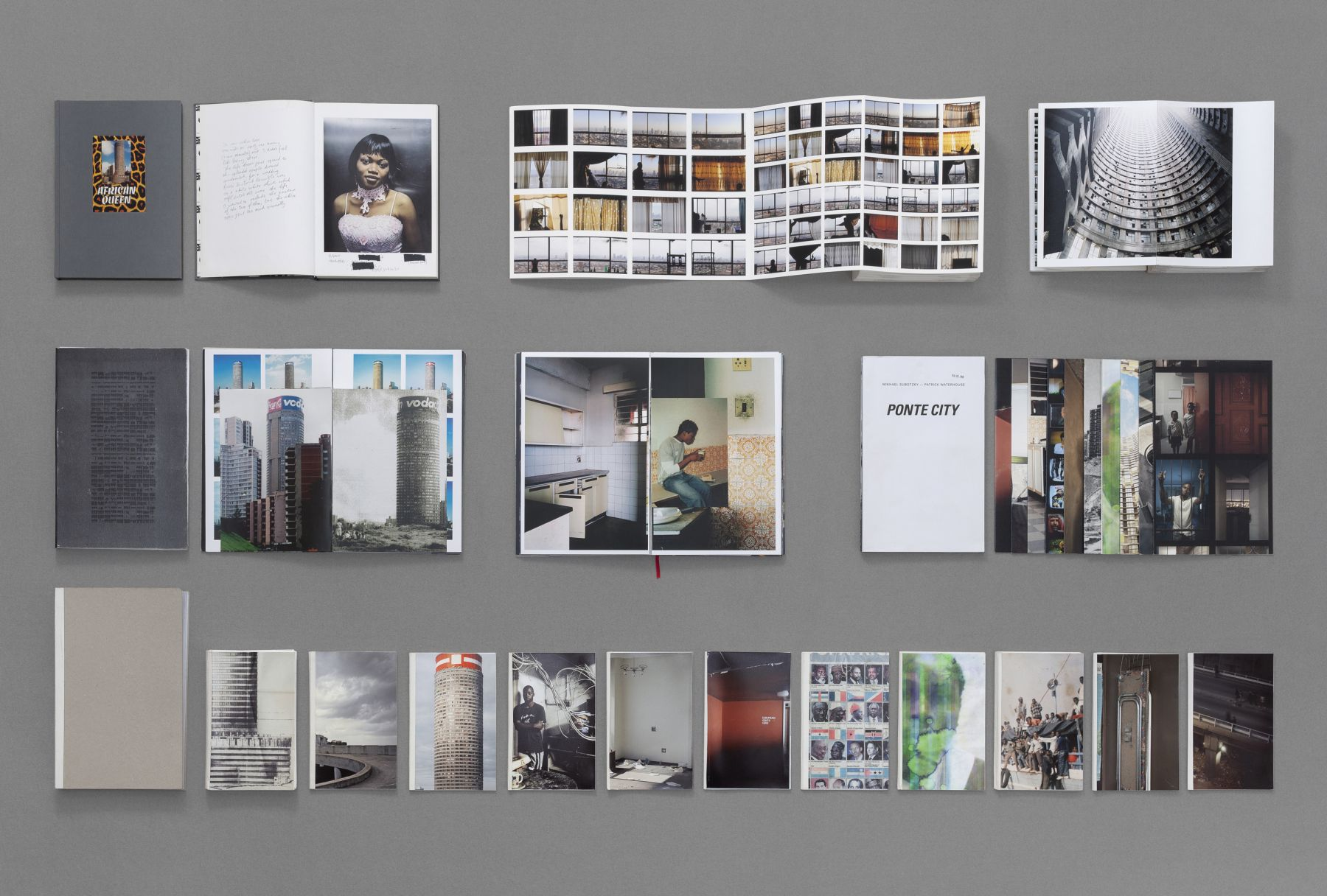 book dummy composite