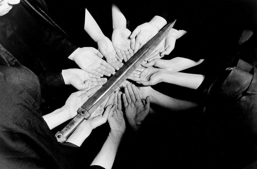 Shirin Neshat | All Demons Flee, from Women of Allah Series