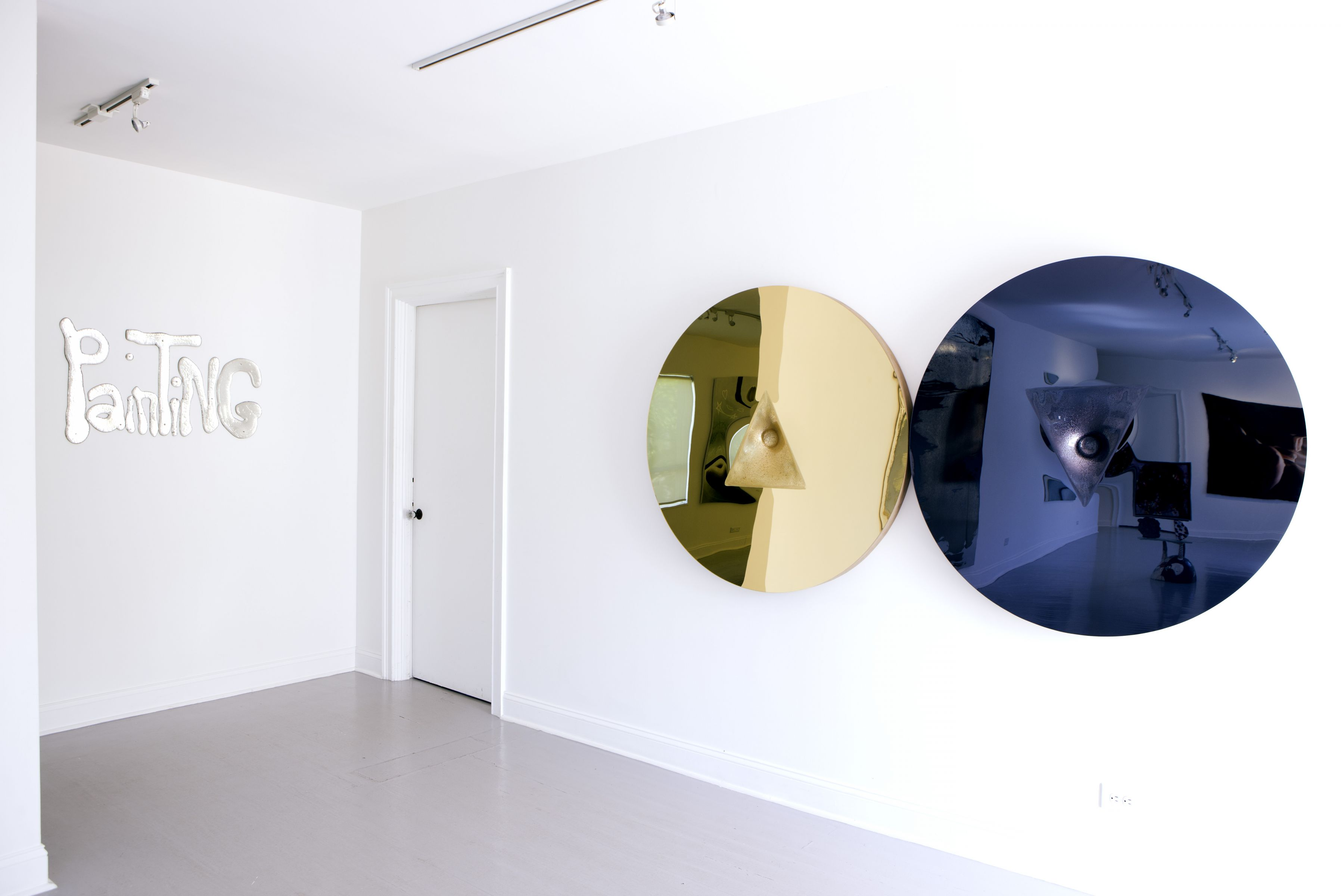 """Installation view of """"Painting"""""""