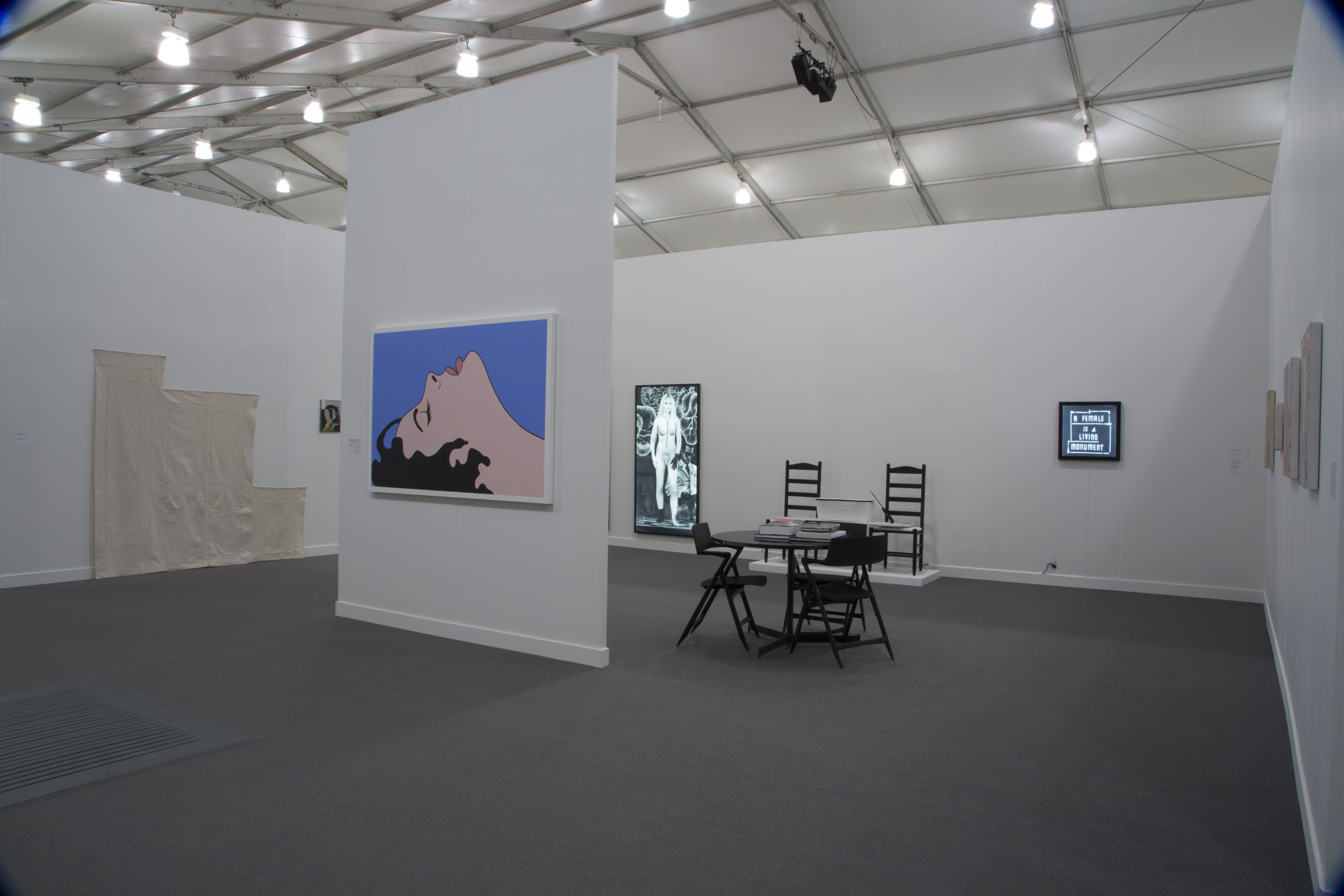 Frieze Art Fair, New York