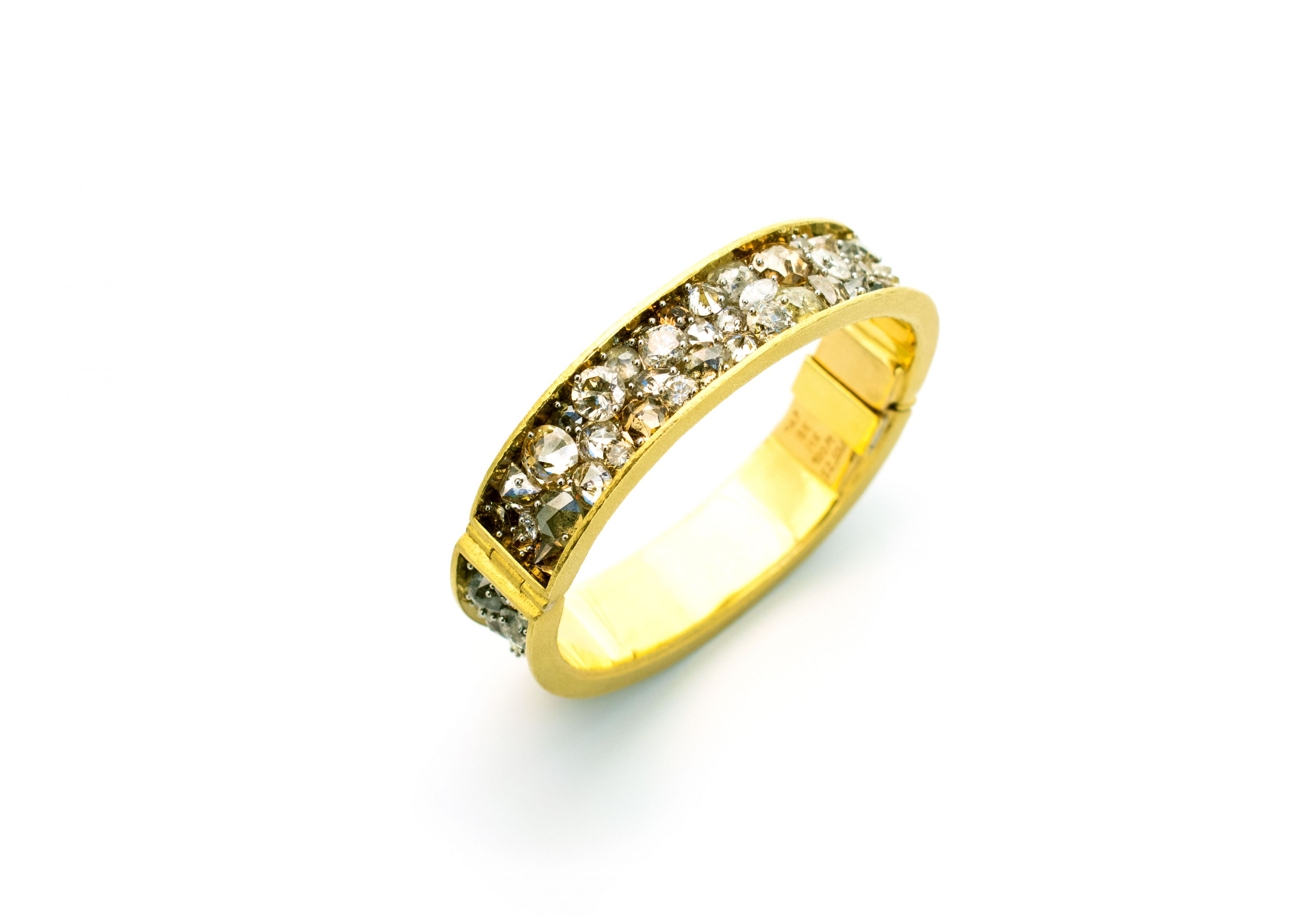 Todd Pownell, diamond bracelet