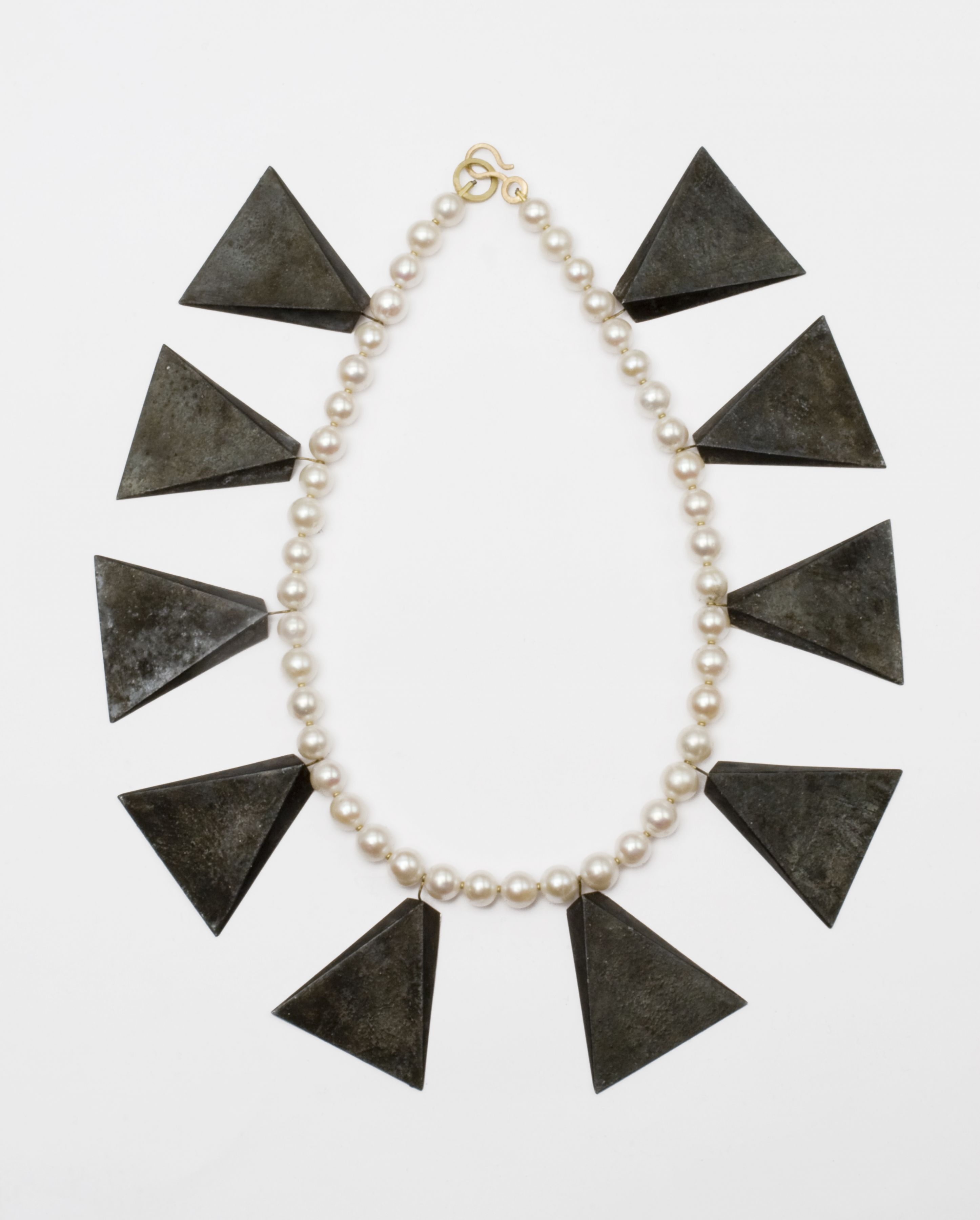 Philip Sajet Shells Necklace