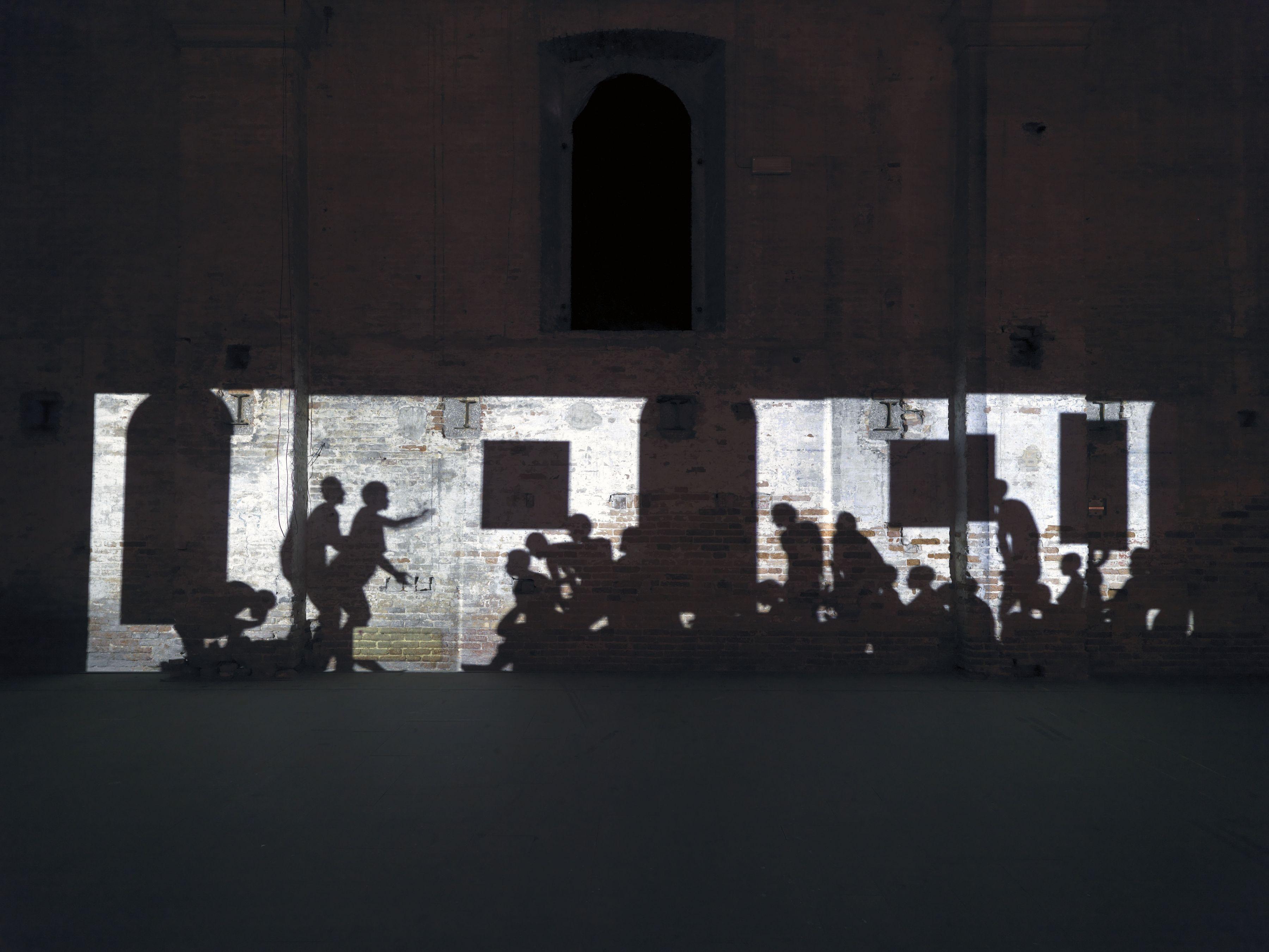Sade for Sade's sake, 2009, Installation view, Making Worlds,53rd Venice Biennale, Venice, 2009