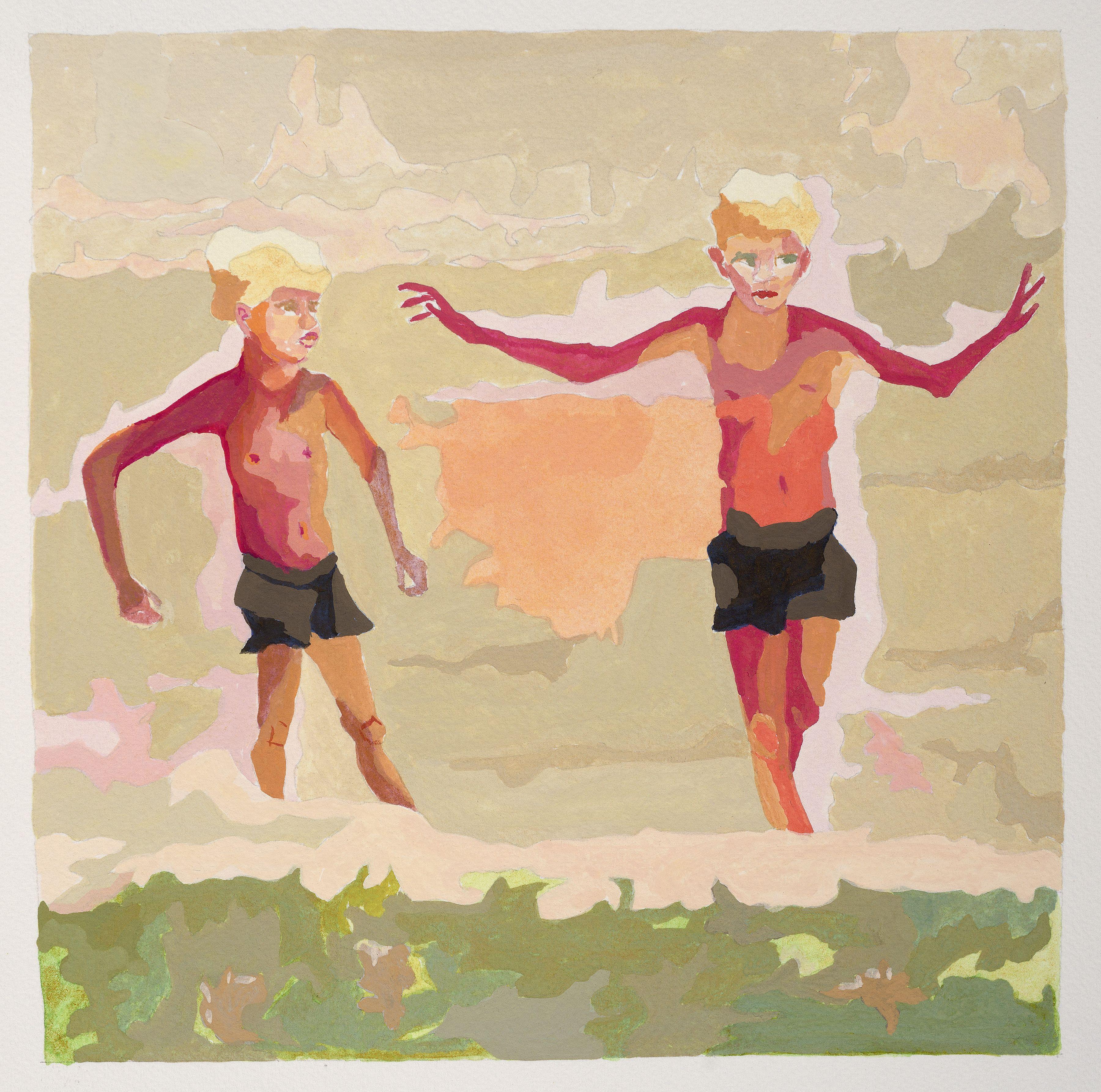 RUTH OWENS, Beach Boys (study), 2018