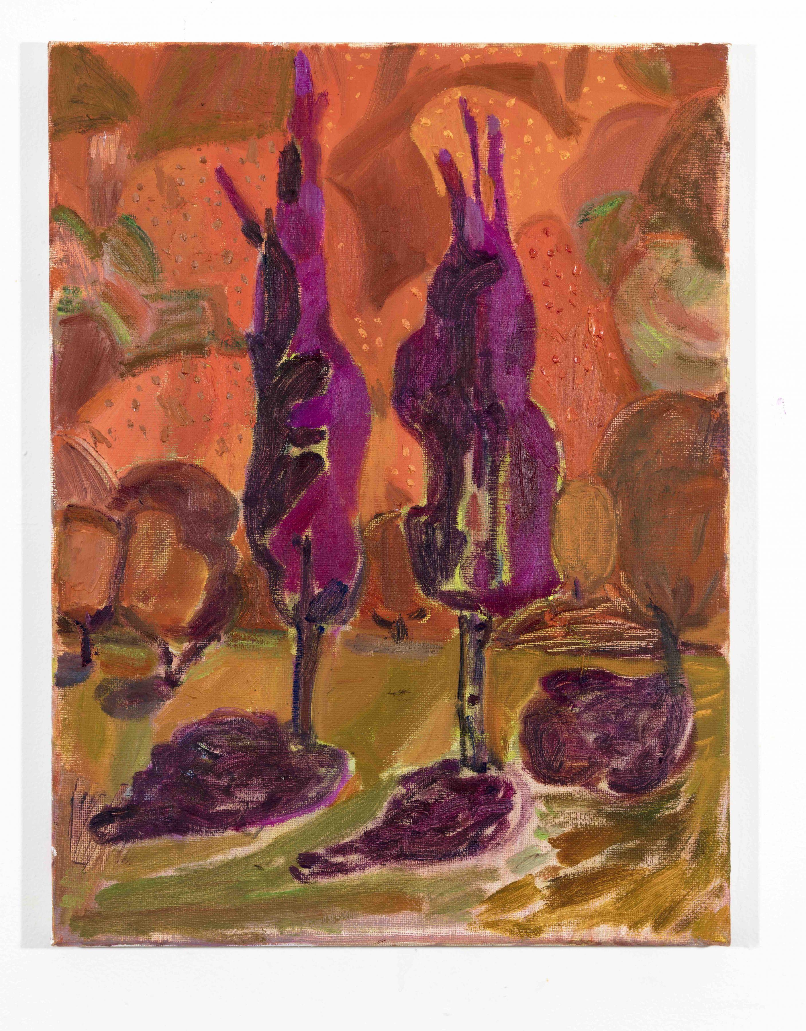 LISA SANDITZ, Landscape Color Study 13, 2019