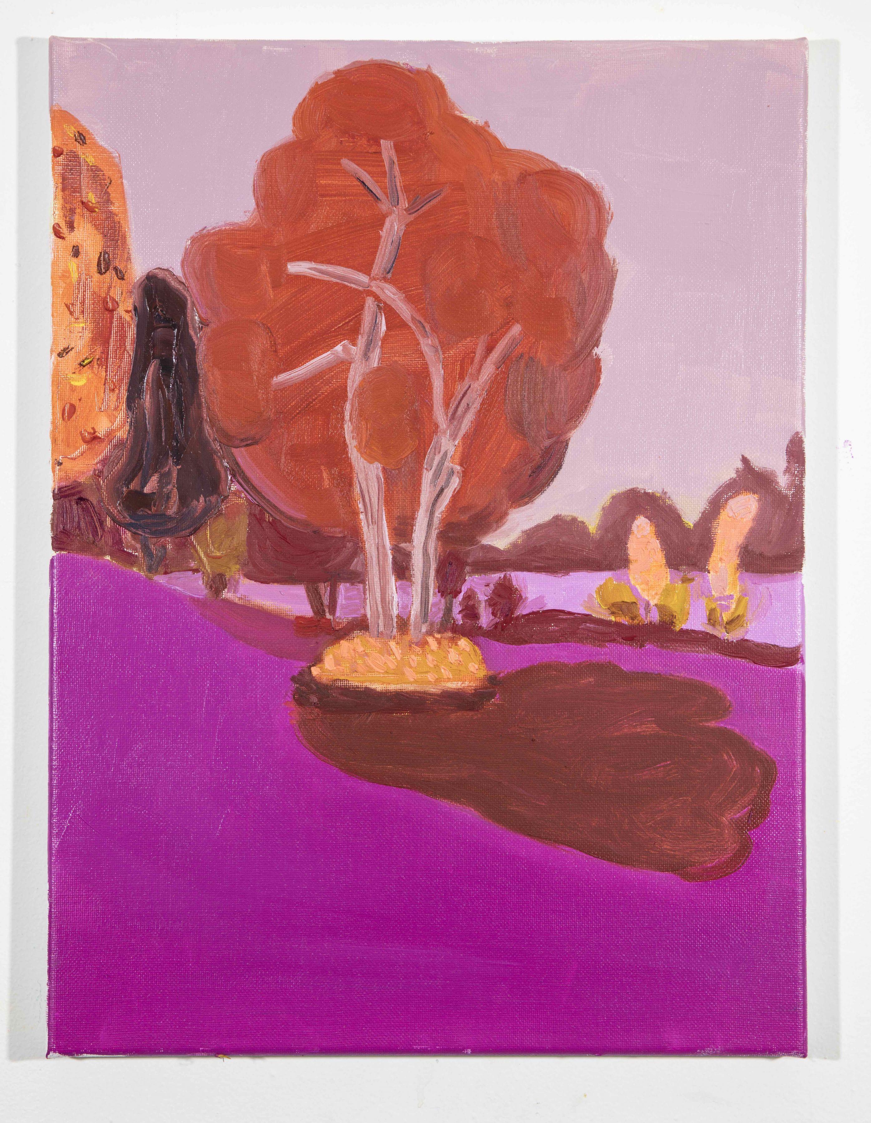 LISA SANDITZ, Landscape Color Study 2, 2019