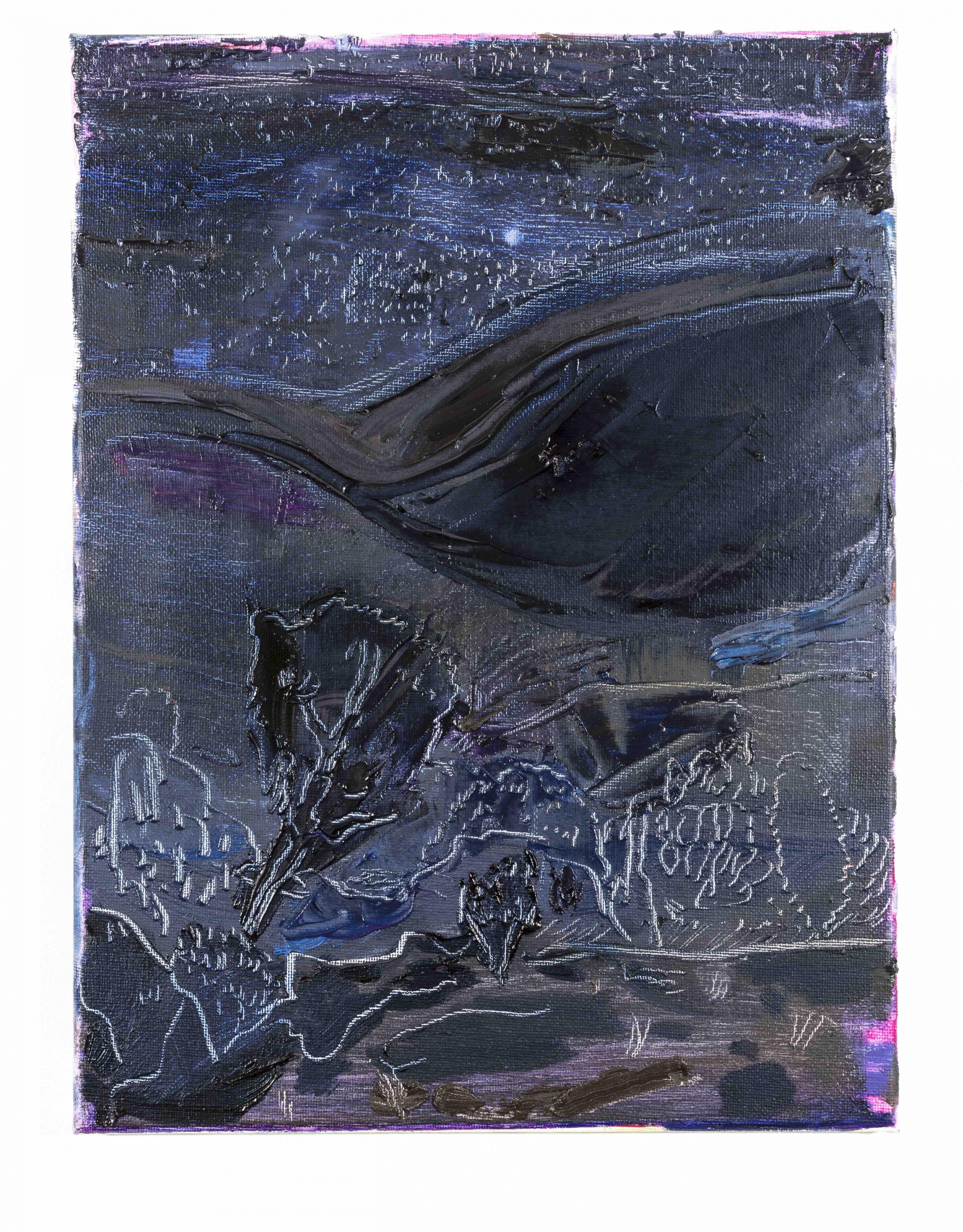 LISA SANDITZ, Landscape Color Study 21, 2019
