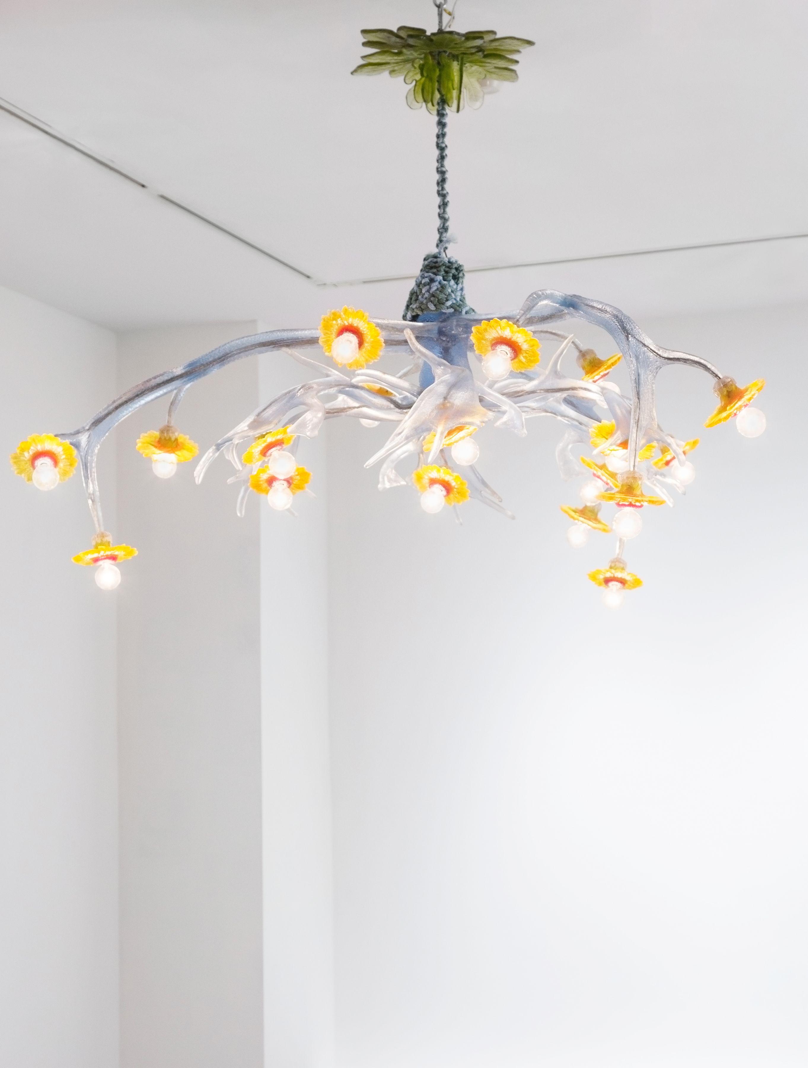 Locks Gallery Virgil Marti Chandelier