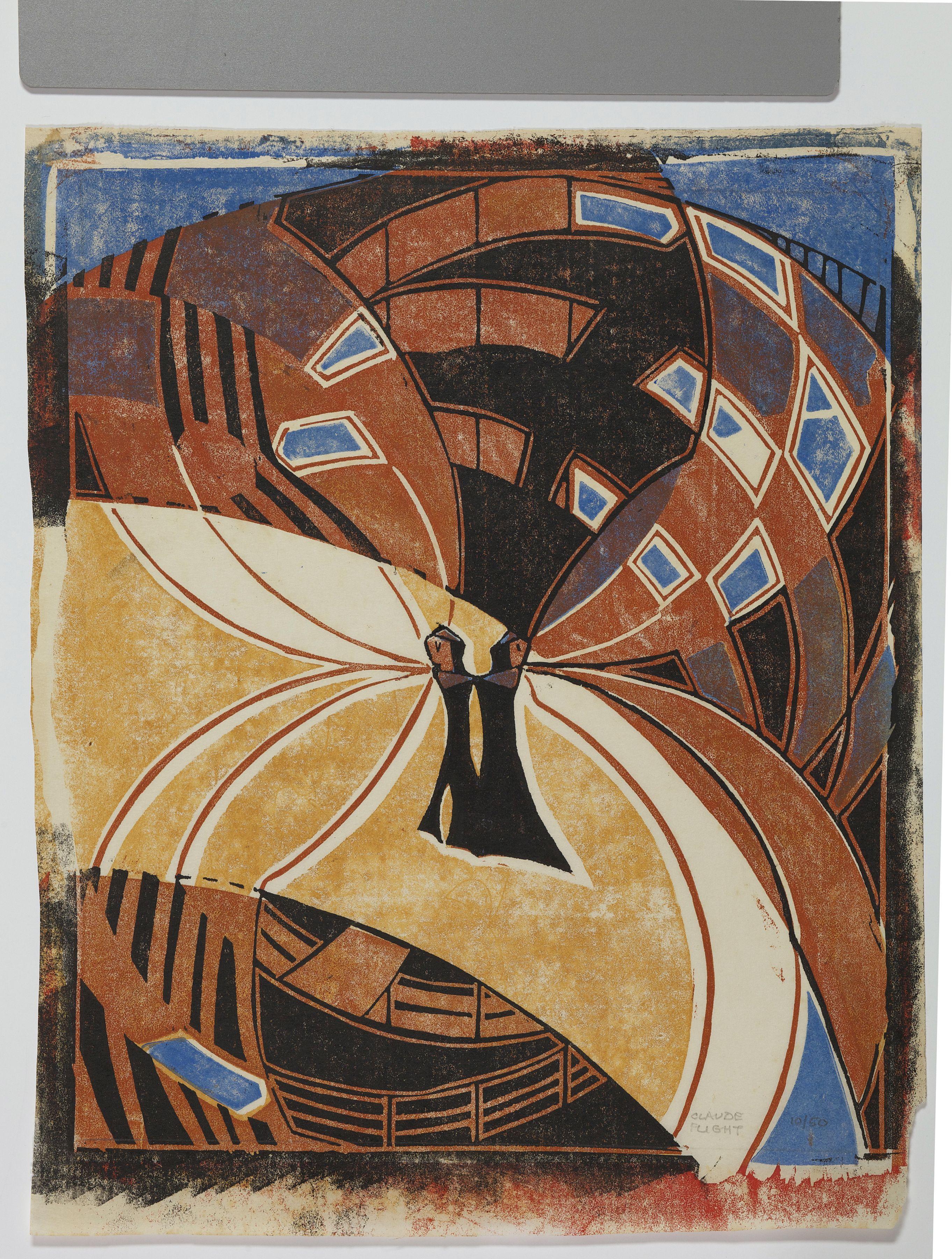 Claude Flight, Street Singers, 1925.