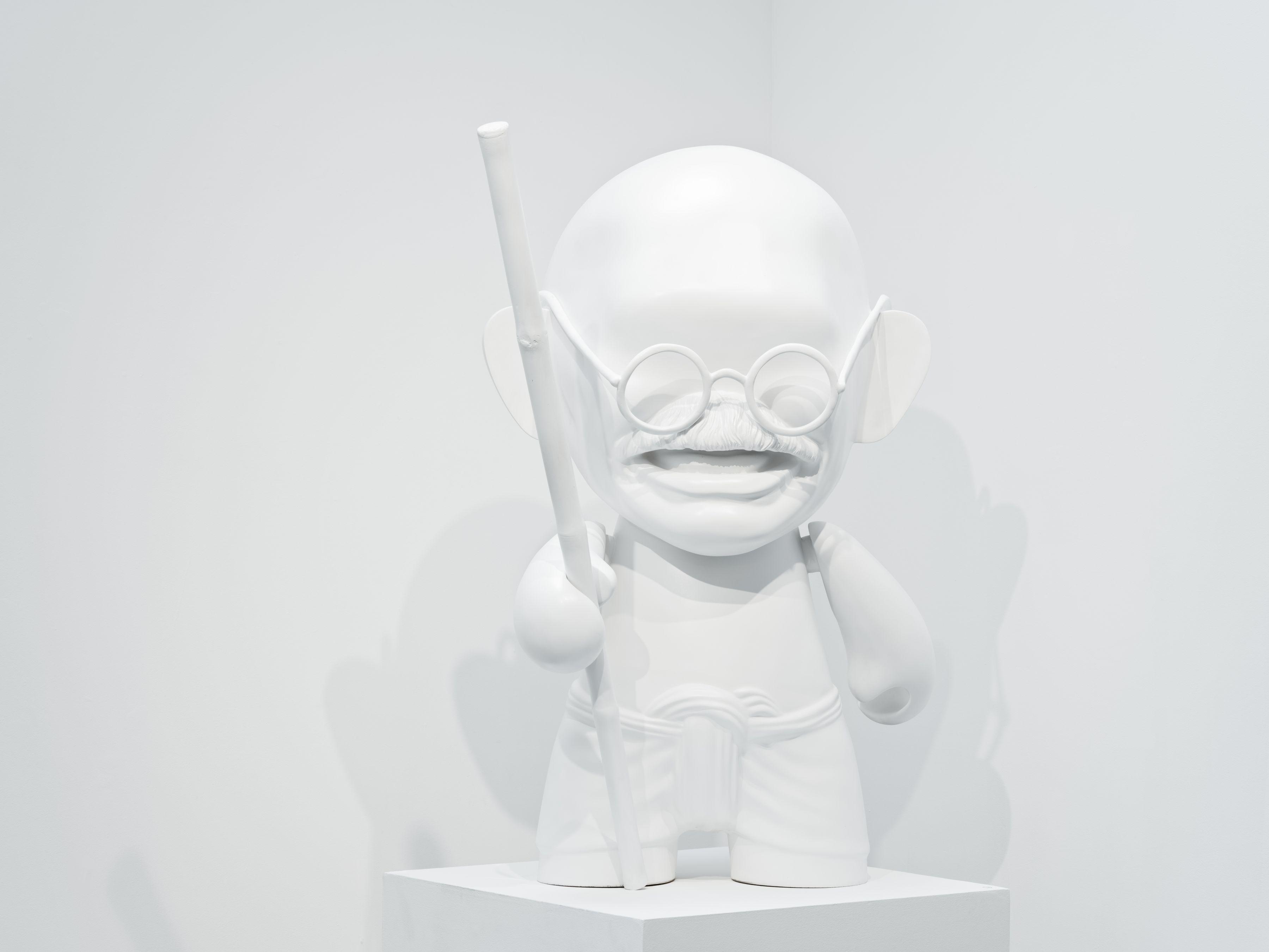 Toy Gandhi 1 (Munny Doll)