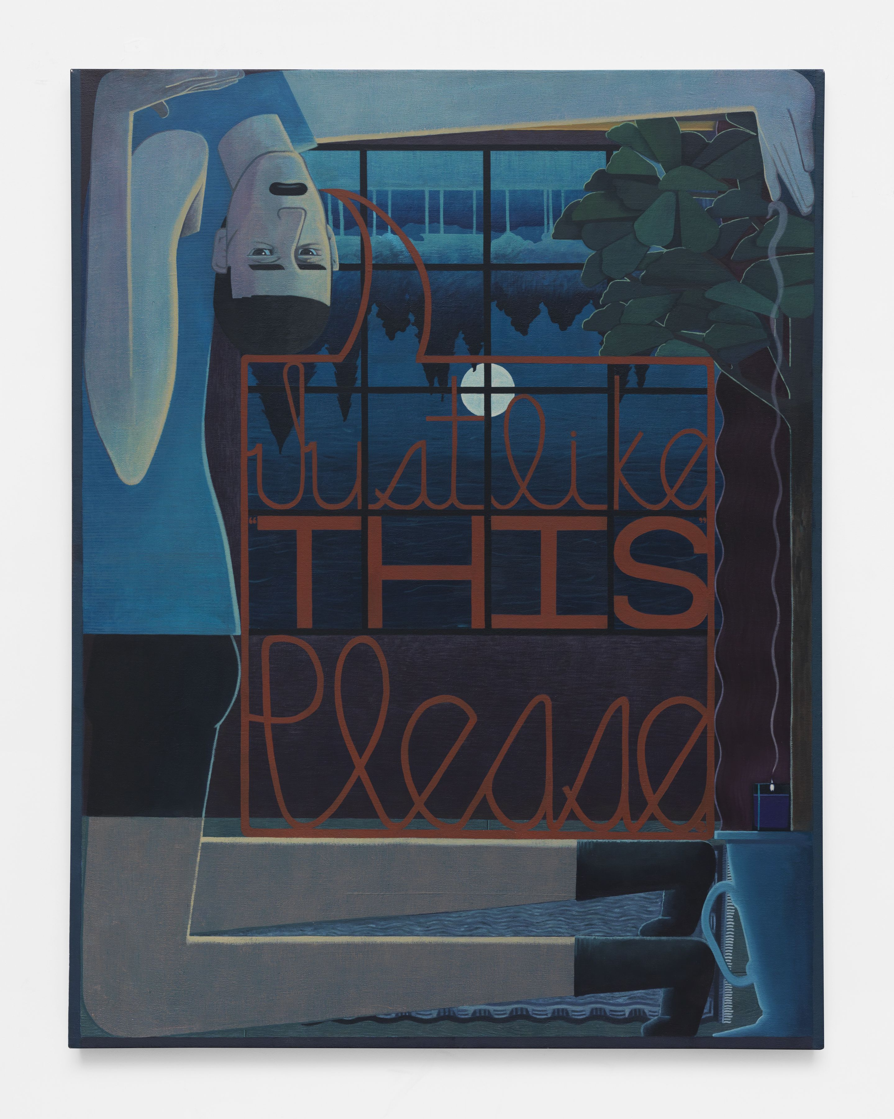 Michael Stamm, Just Like This Please, 2016