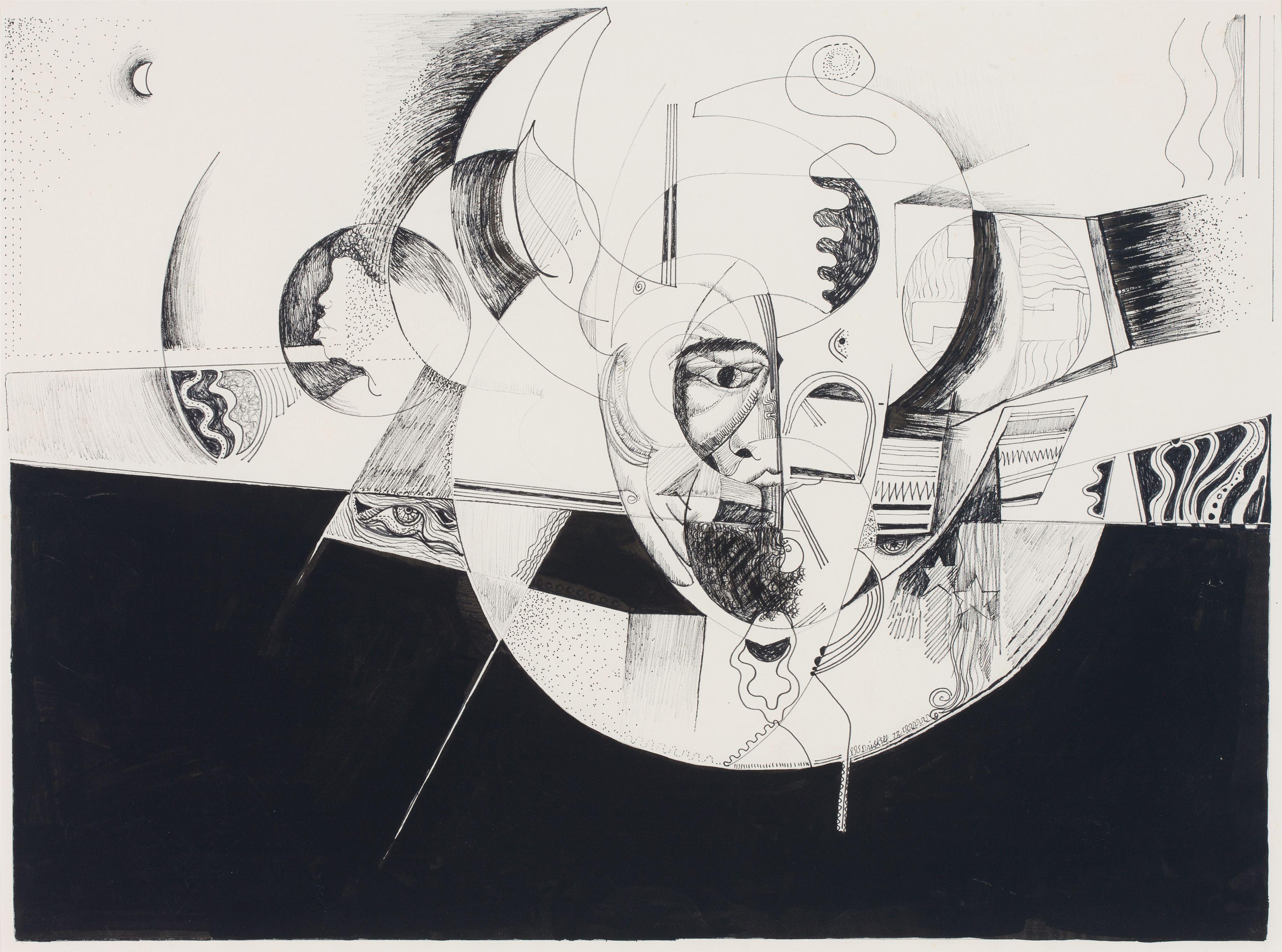 Masking Myself, 1972