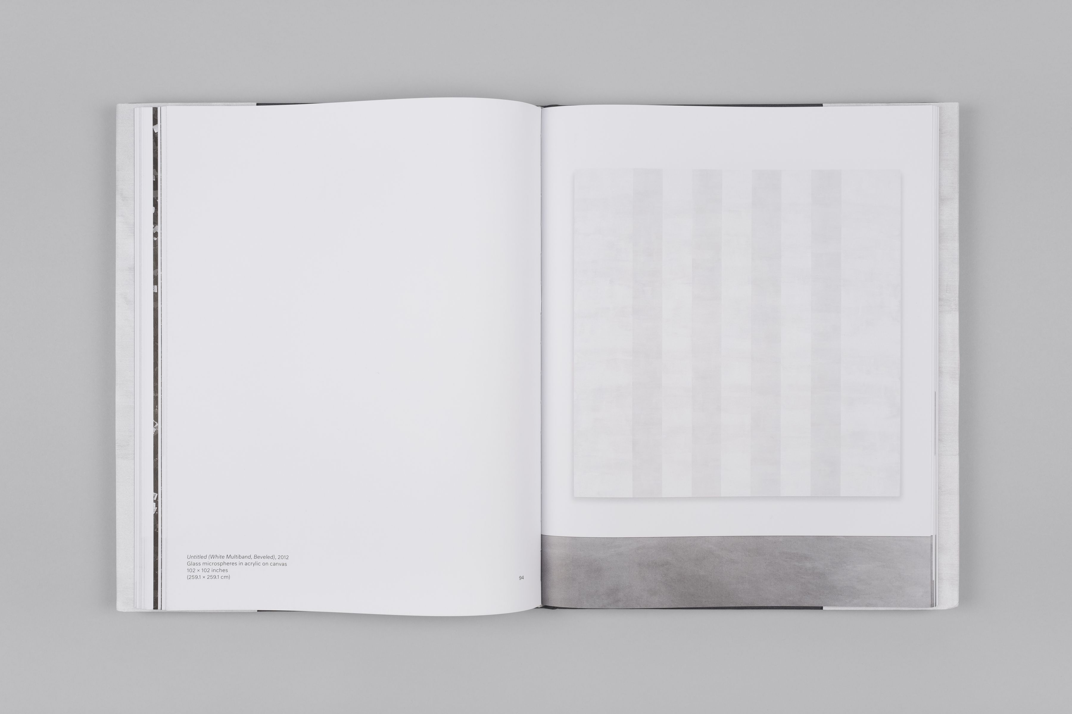 Mary Corse Catalogue published by Inventory Press / Kayne Griffin Corcoran with text by Suzanne Hudson and interview by Alex Bacon.