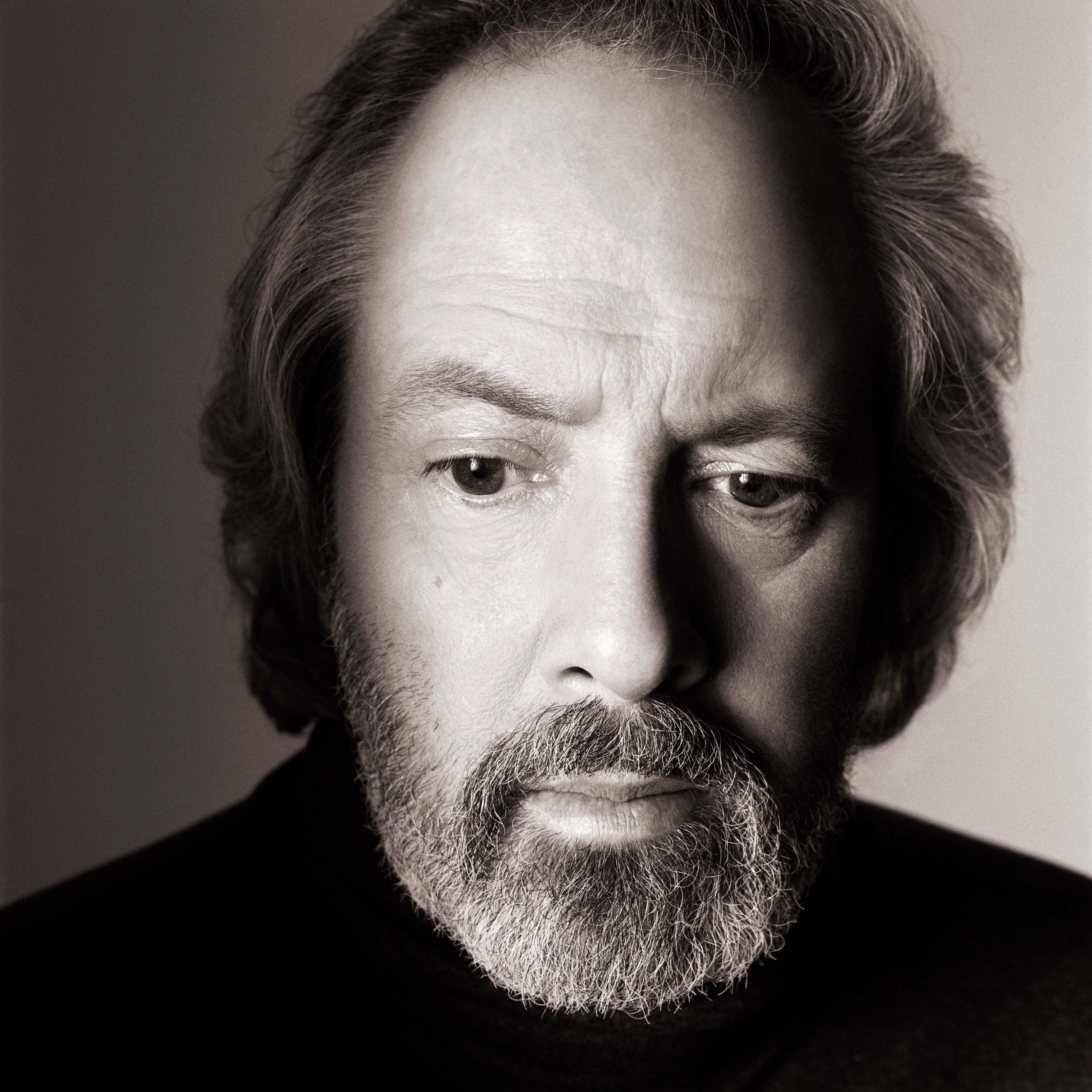 Robert Towne, Portrait, Los Angeles, 1988, Archival Pigment Print