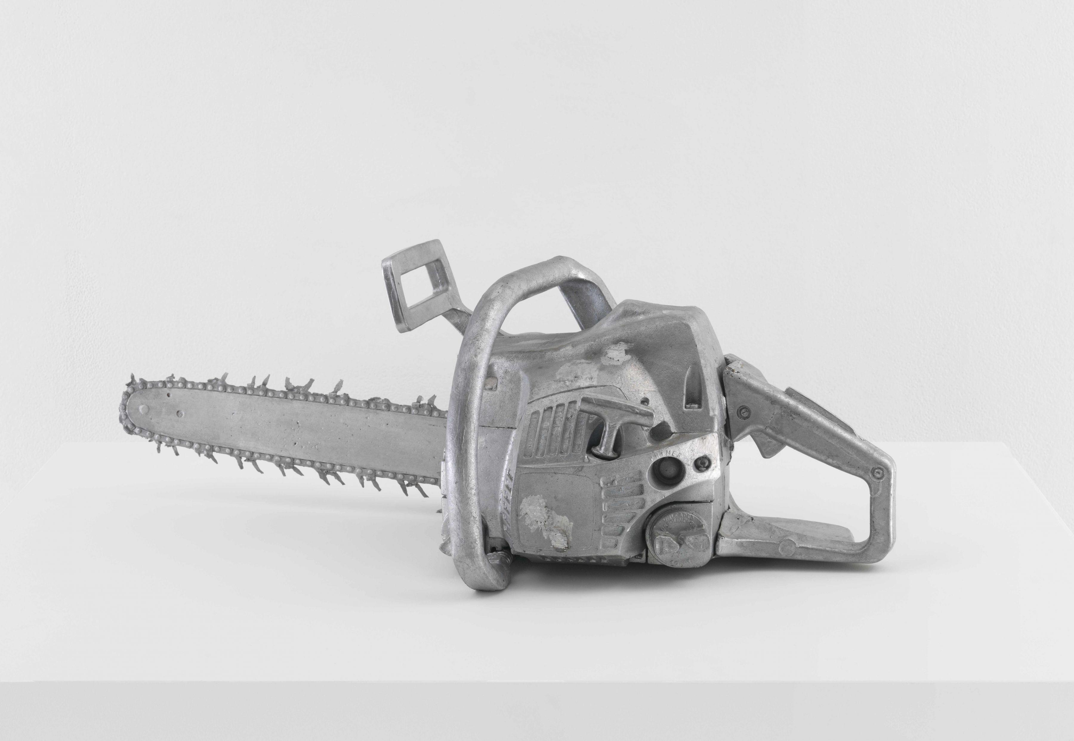 MONICA BONVICINI Alu Chainsaw 1 2012
