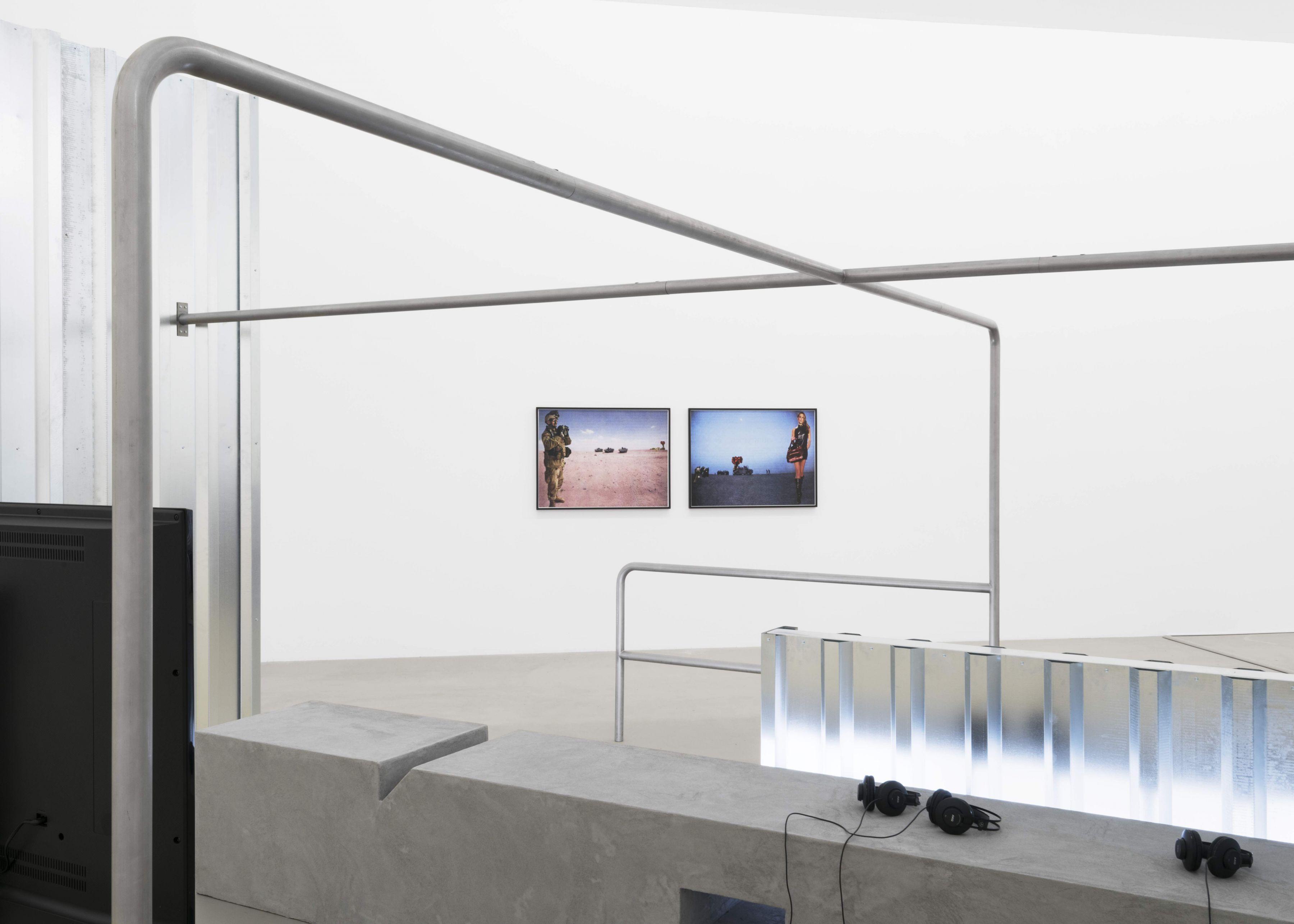 Martha Rosler & Hito Steyerl at Kunstmuseum Basel