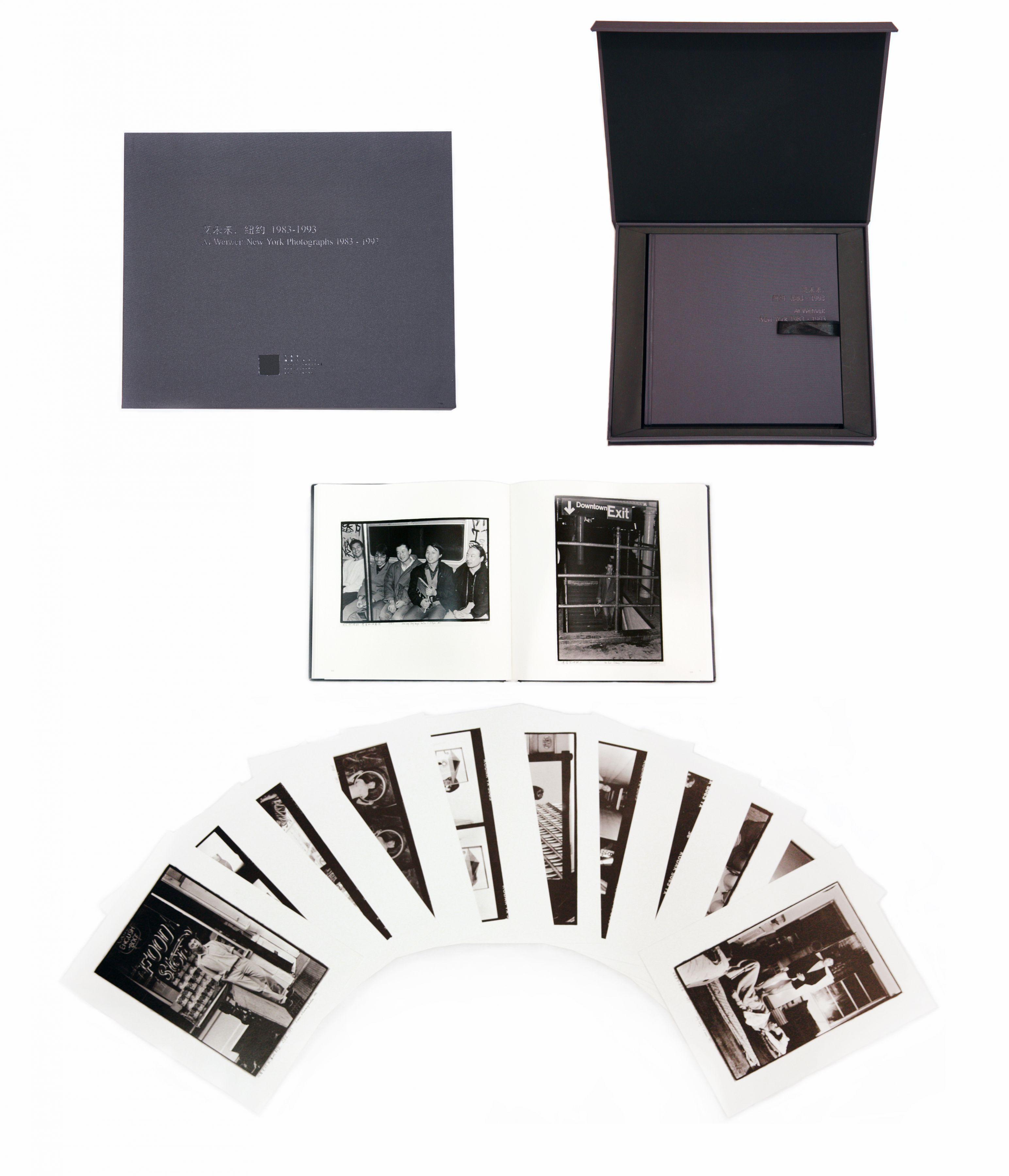 Ai Weiwei 艾未未 (b. 1957), Ai Weiwei: New York Photographs 1983 – 1993 艾未未:纽约1983–1993