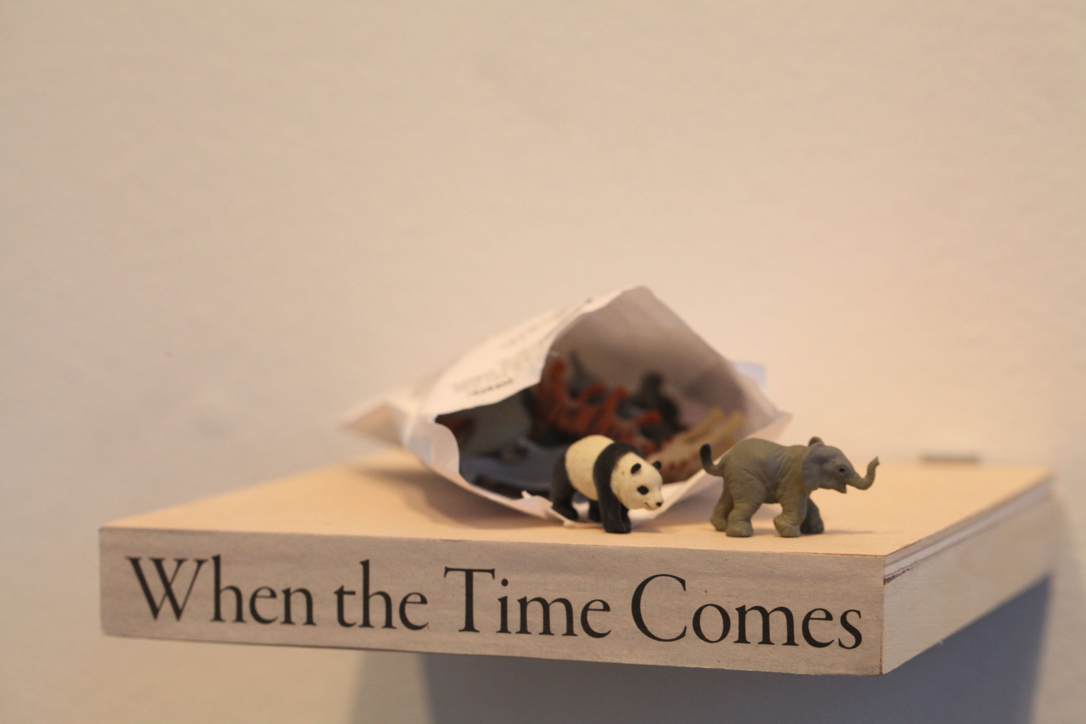 When the time comes - A group of landscape works from The Curiosity Boxç•¶æ™'刻來臨 - 好奇盒裡一些關於風景的創作