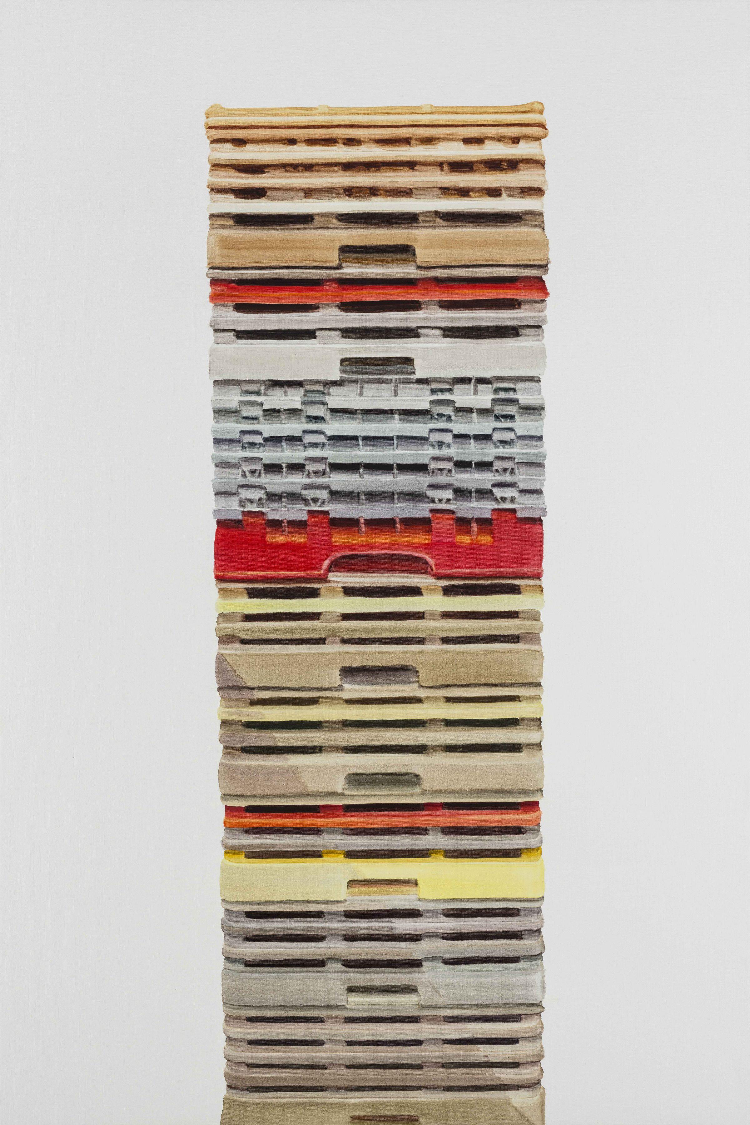 Guo Hongwei 郭鸿蔚 (b. 1982), Storeys 楼