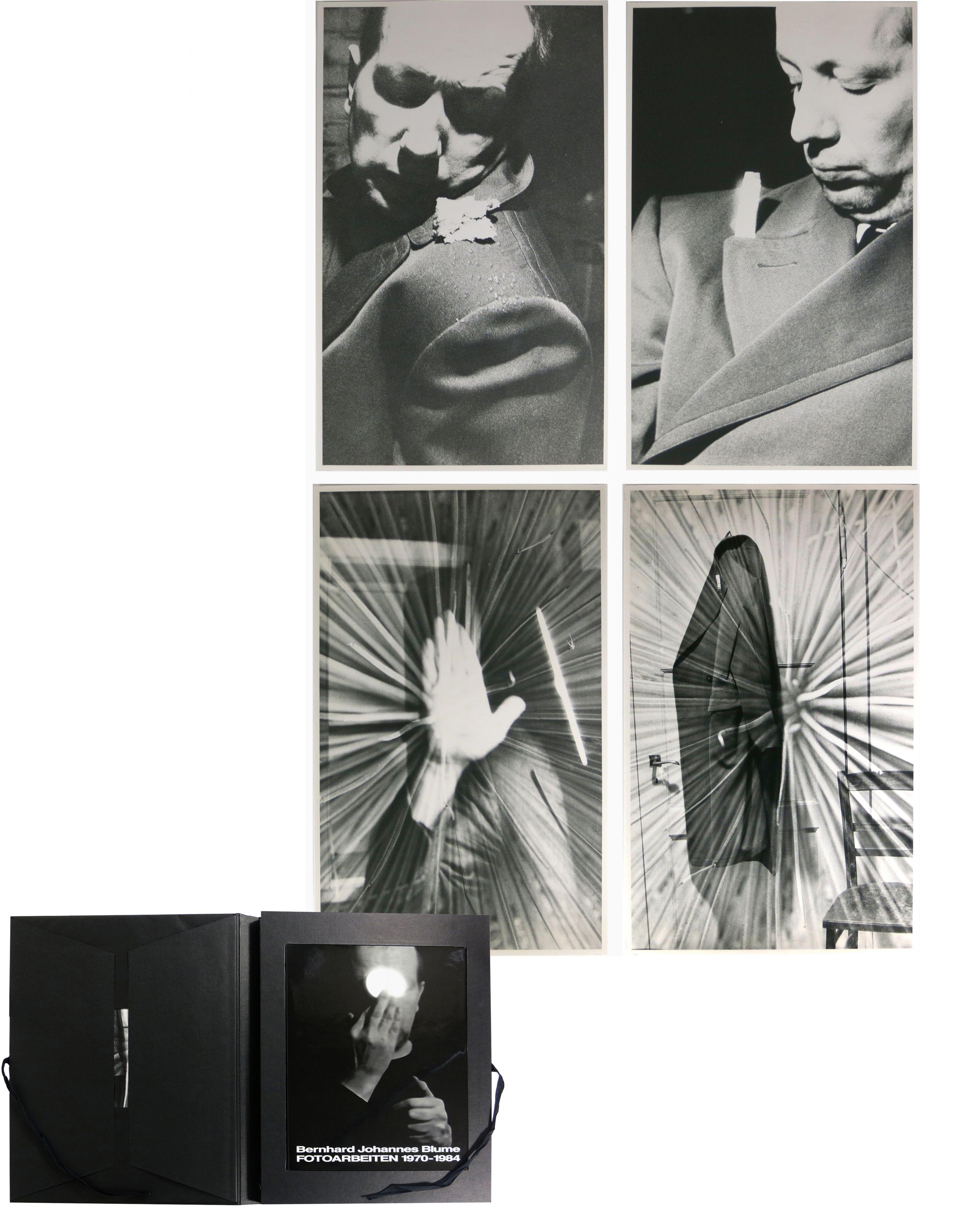 Bernhard Johannes Blume, Fotoarbeiten