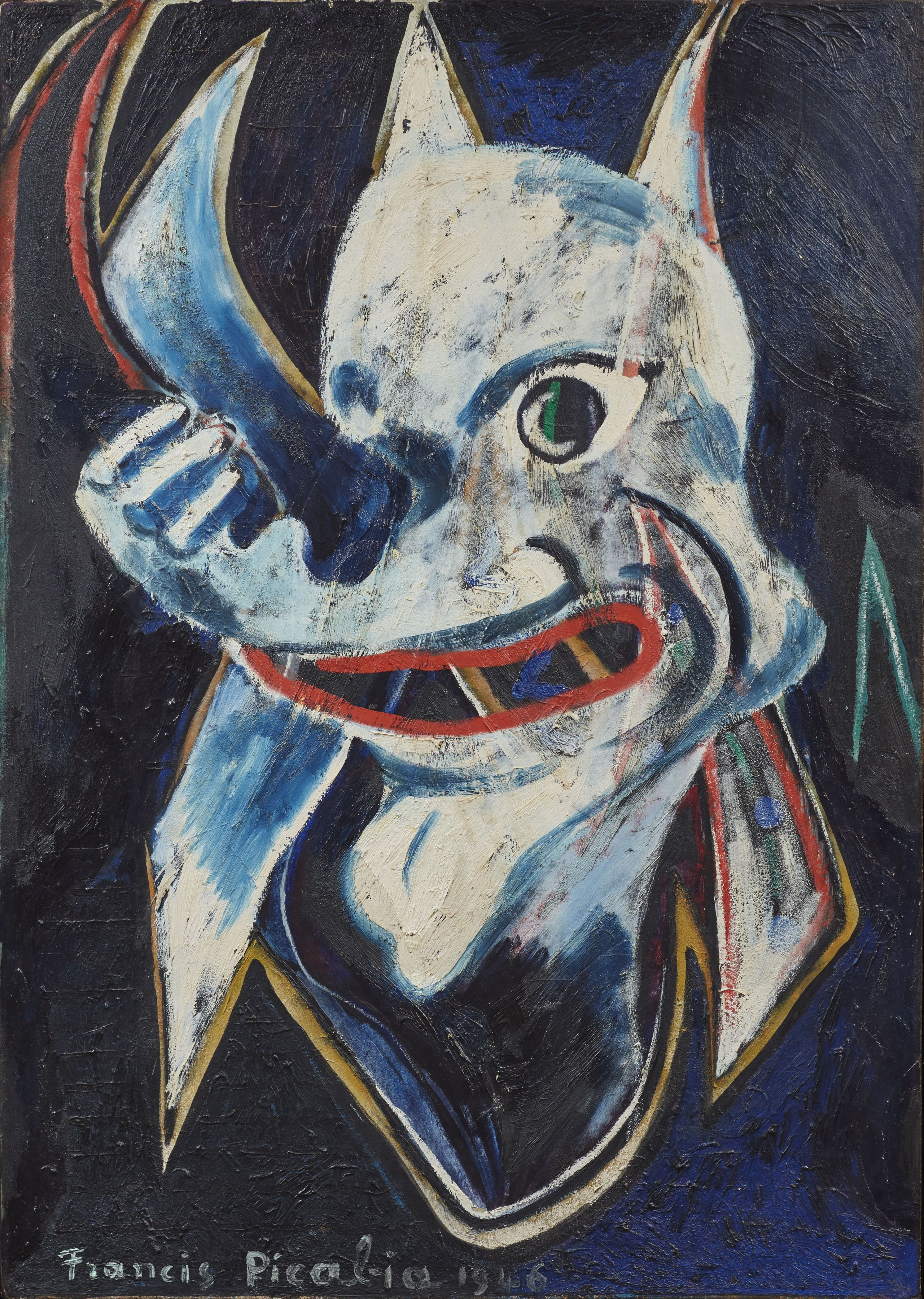Francis Picabia Monstre, 1946