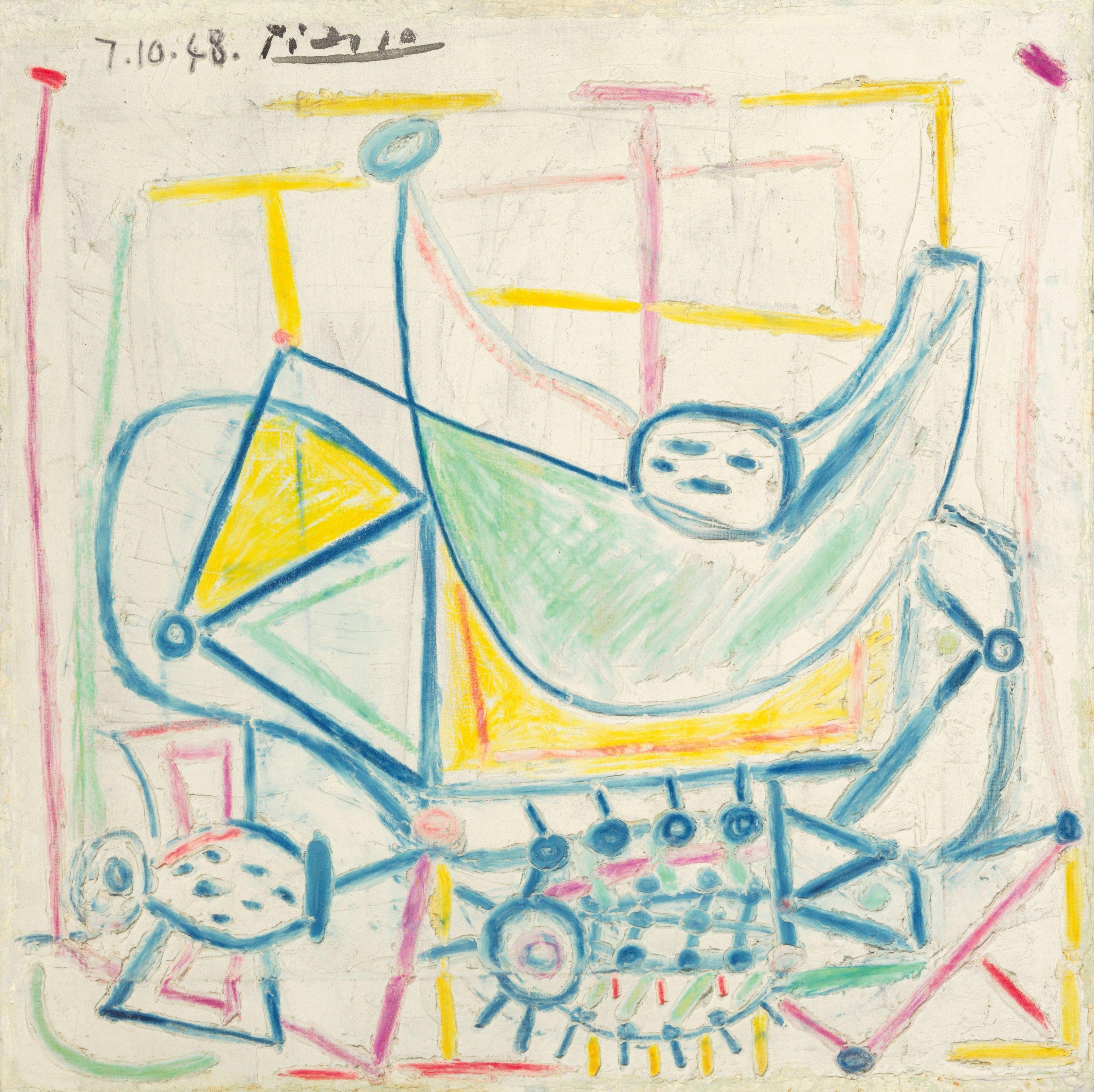Pablo Picasso, Tranche de melon