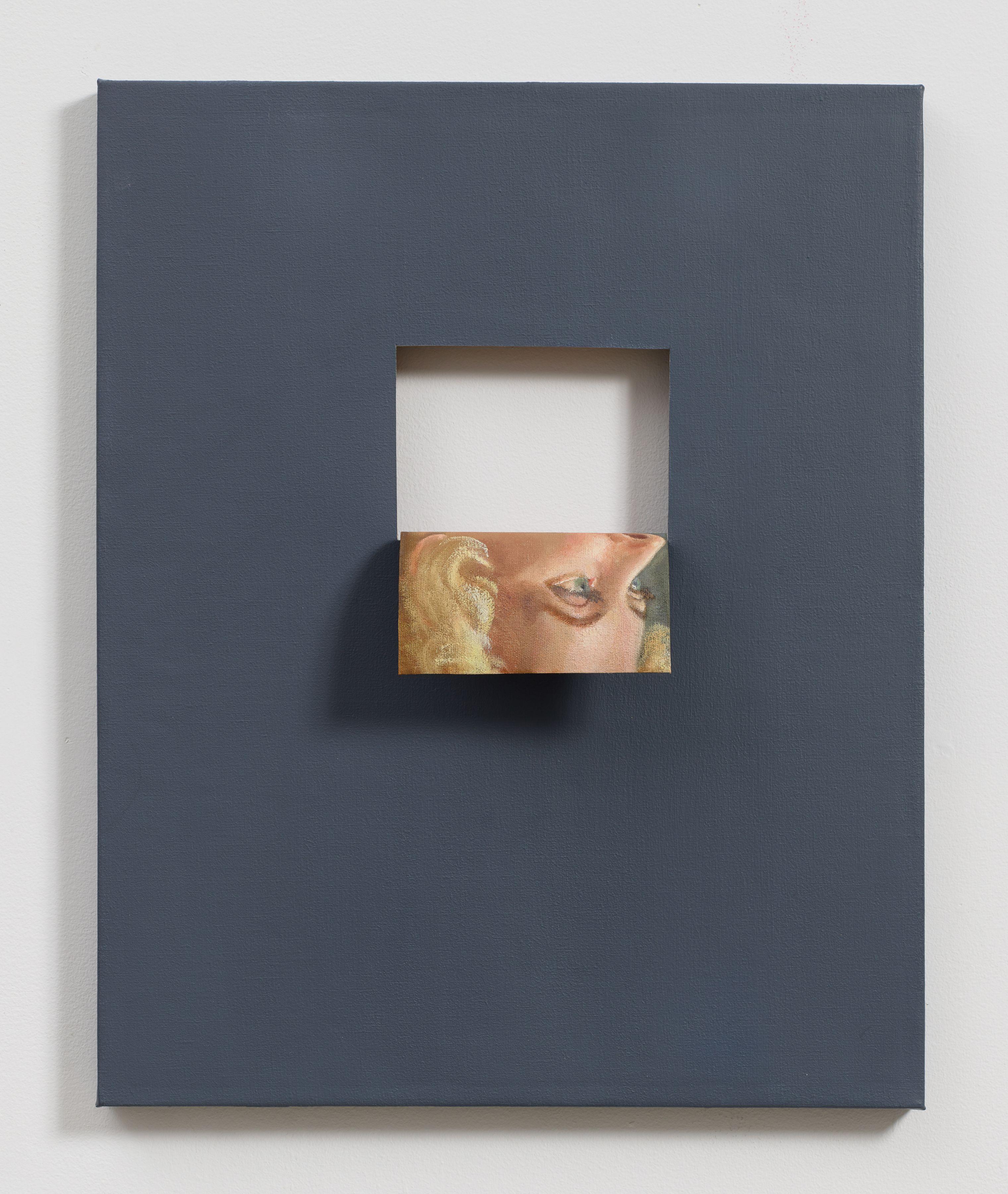Valeska Soares, Doubleface (Gris de Payne), 2017