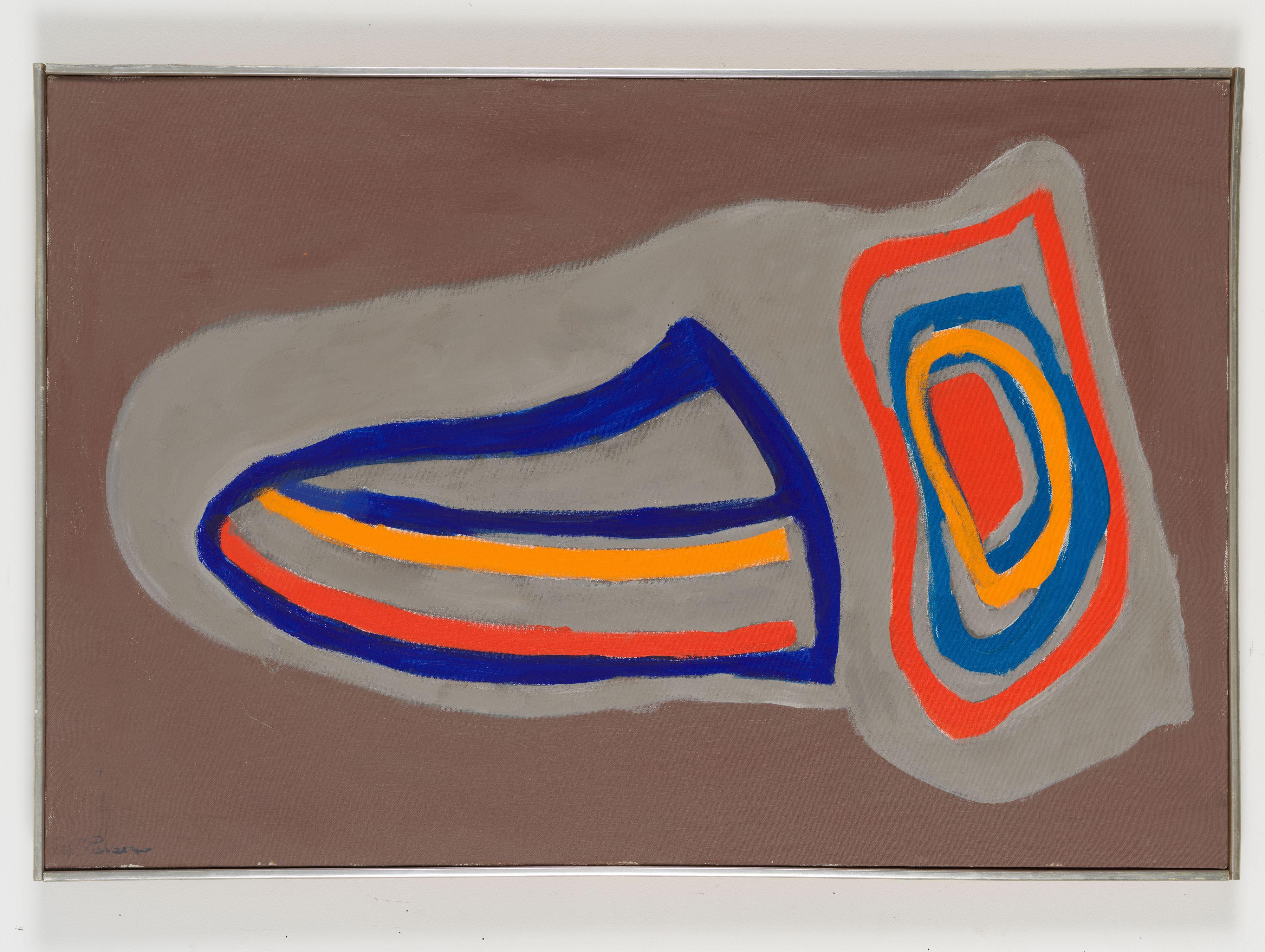 Betty Parsons, Horton's Point, 1968