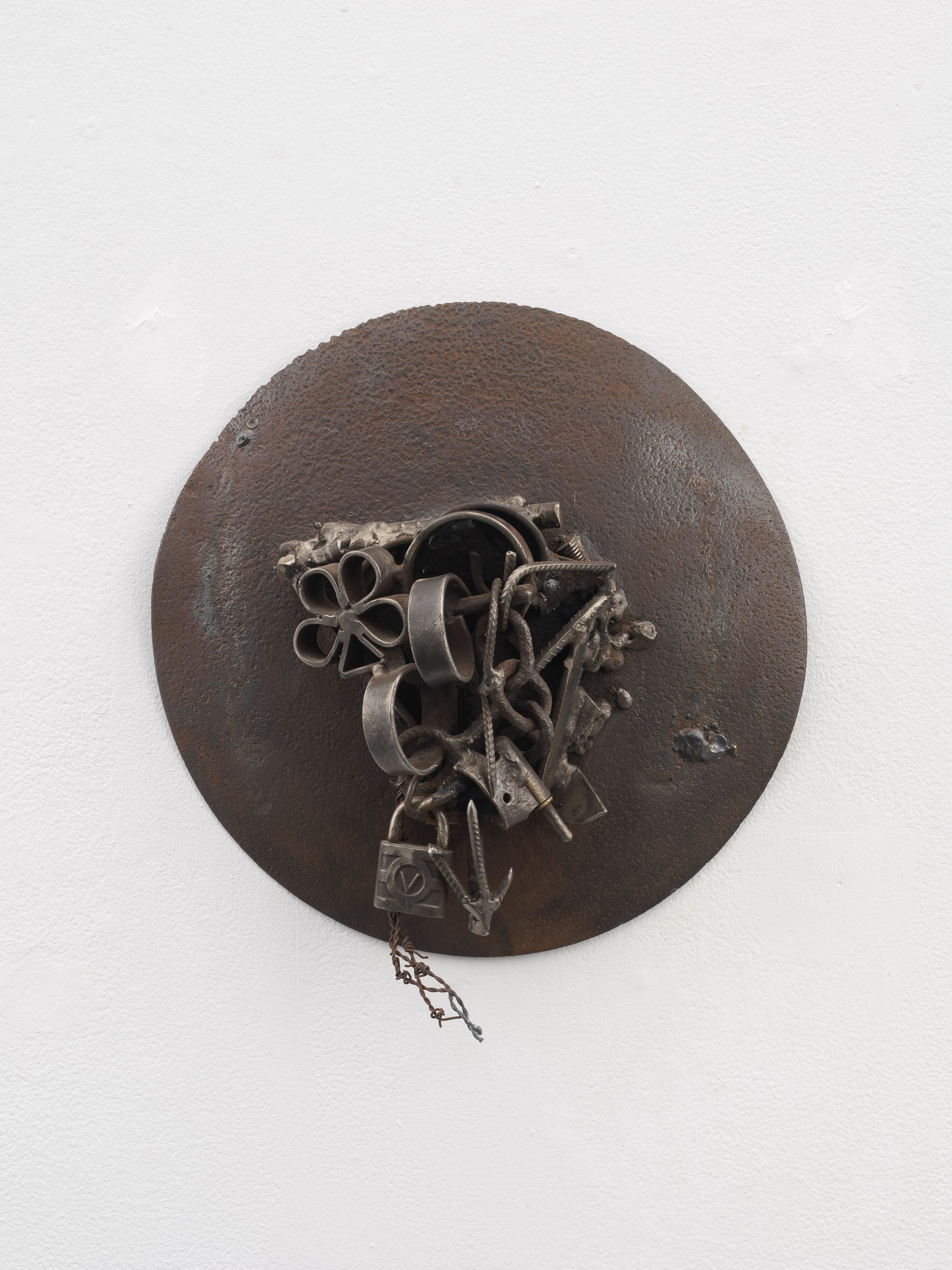 Rouie Rufisque, 2005-2012, Welded steel
