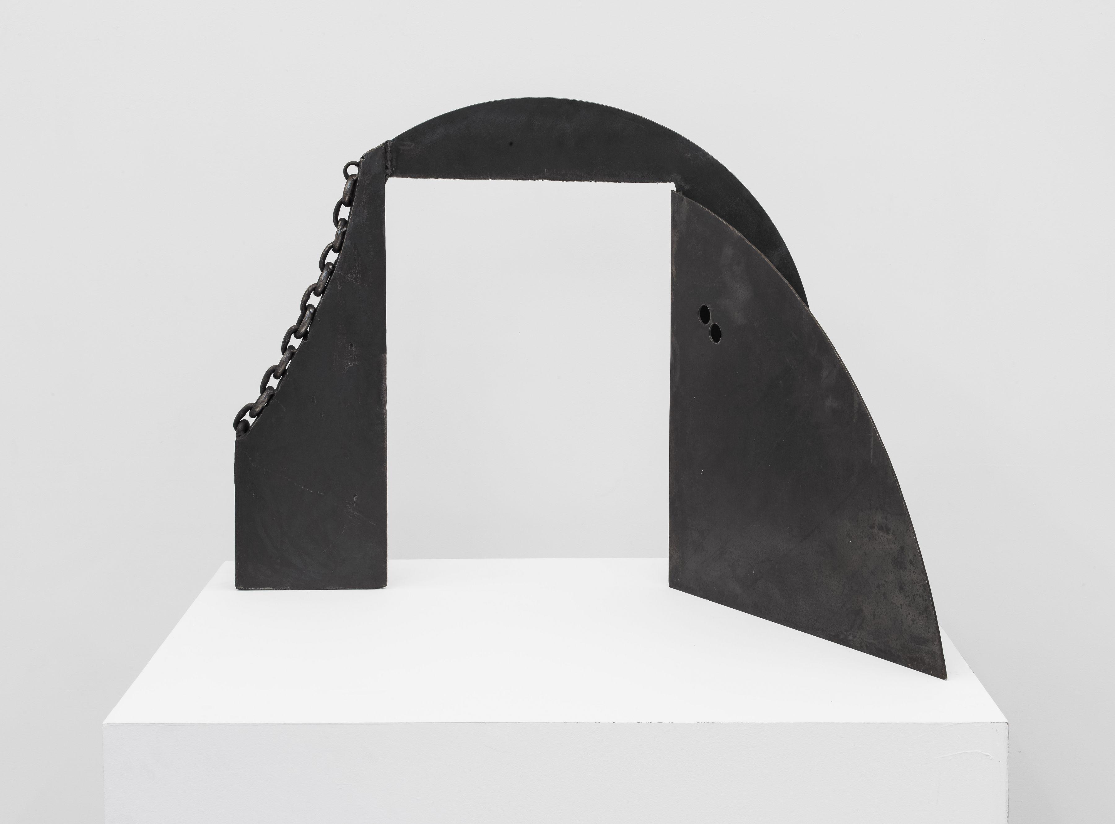 To Wifredo Lam, 1982, Welded steel
