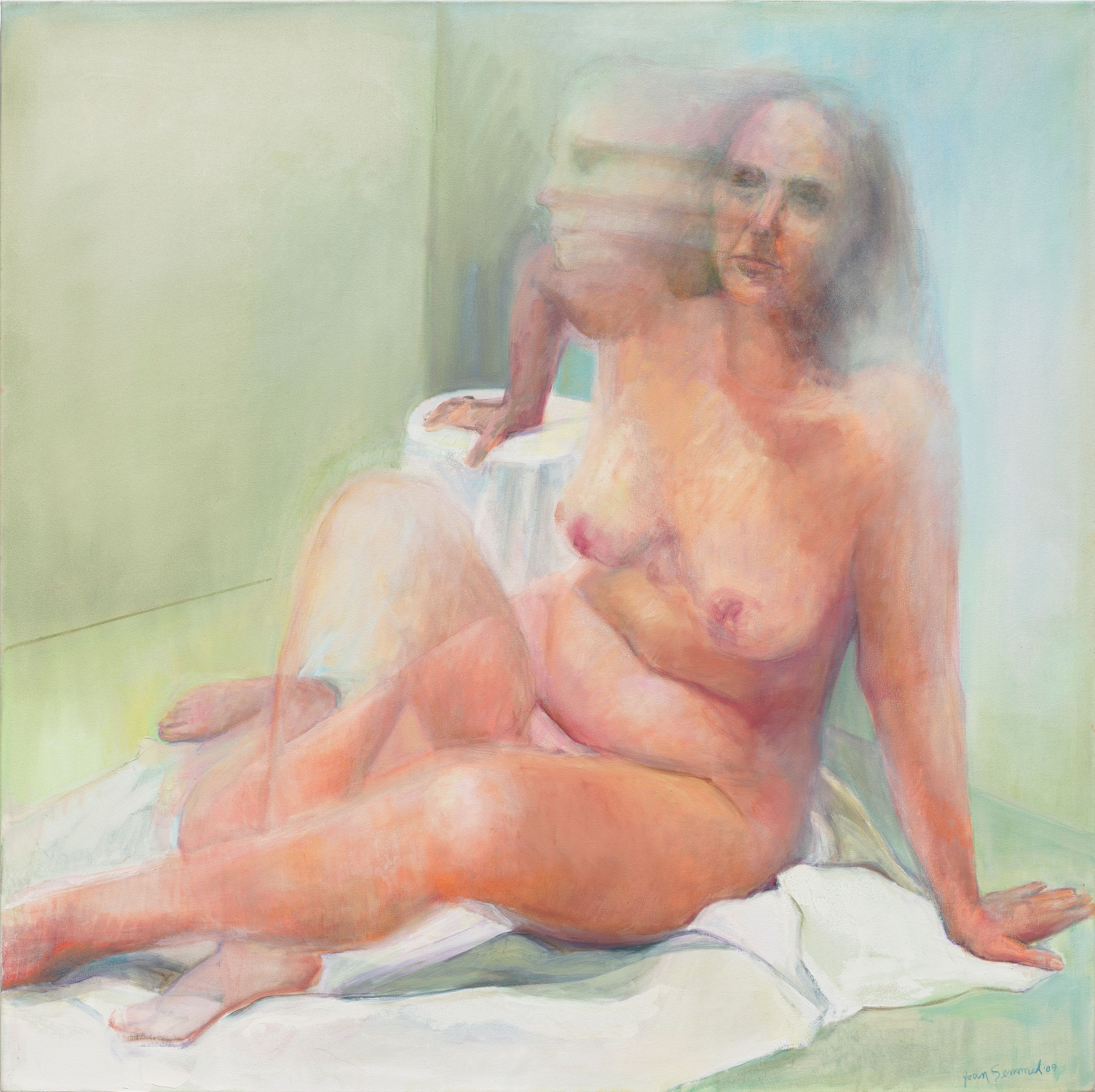 Ghost, 2009, Oil on canvas