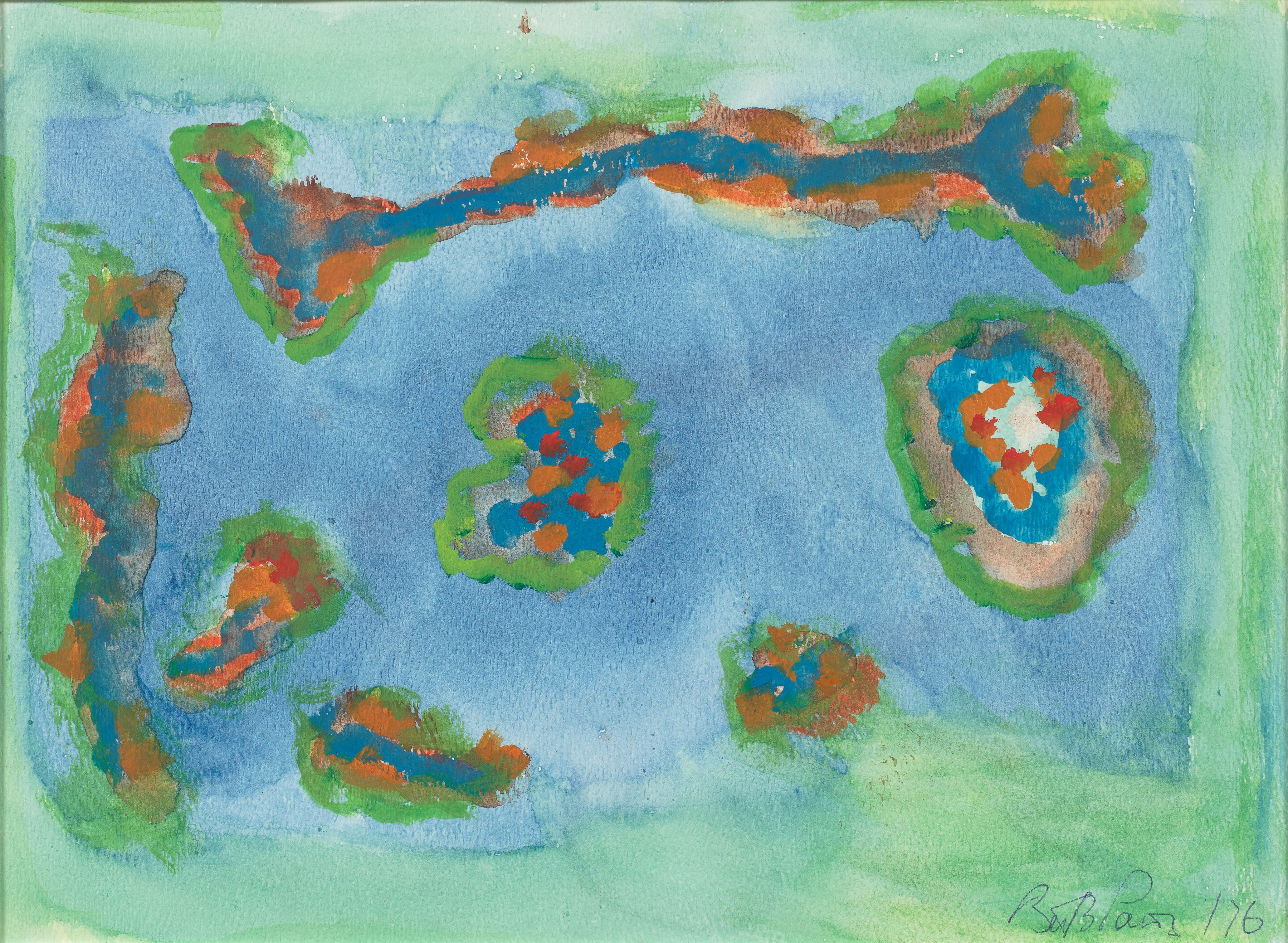 Betty Parsons, Untitled, 1976