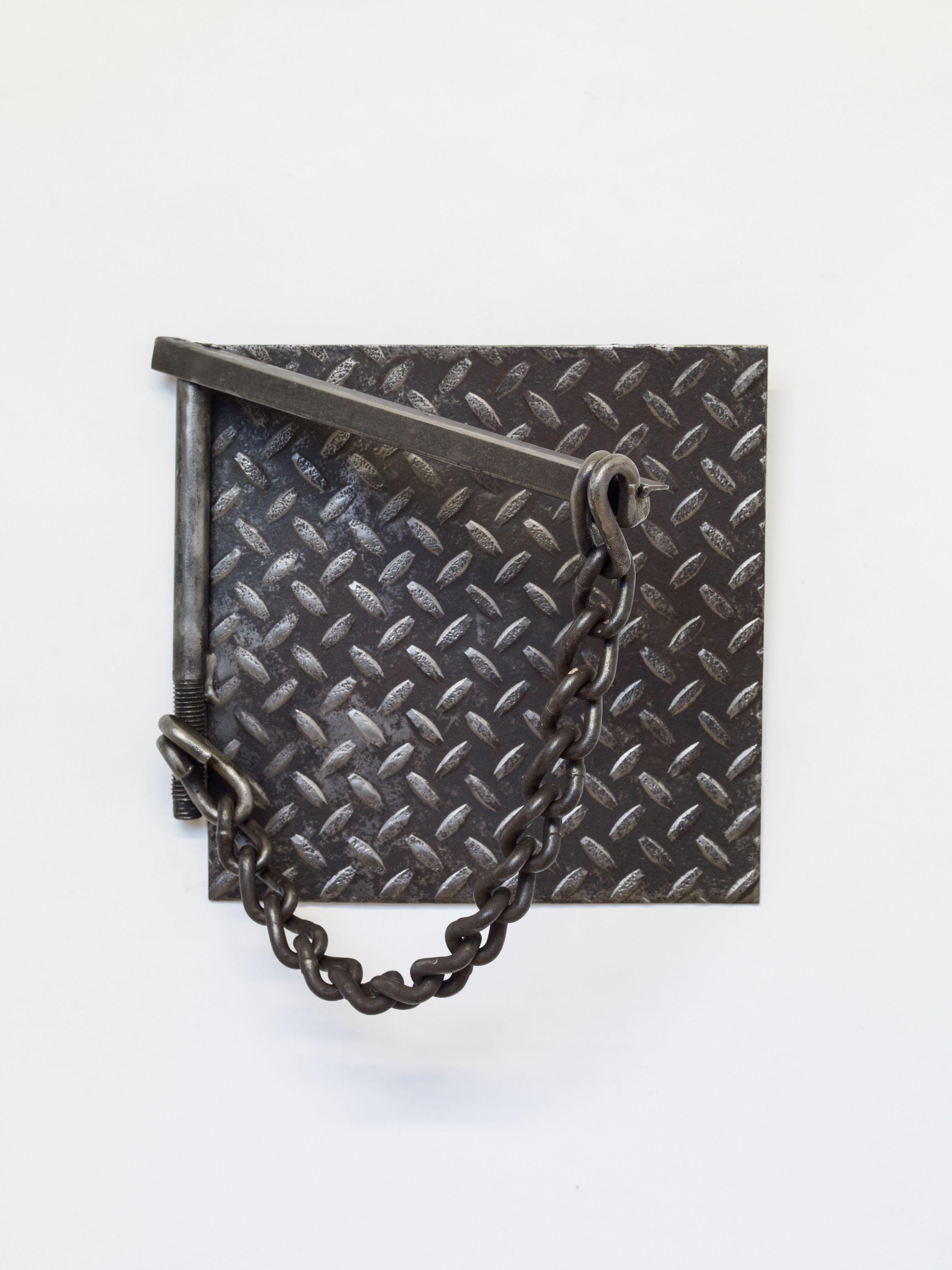 Chain and Diamond, 1979, Welded steel