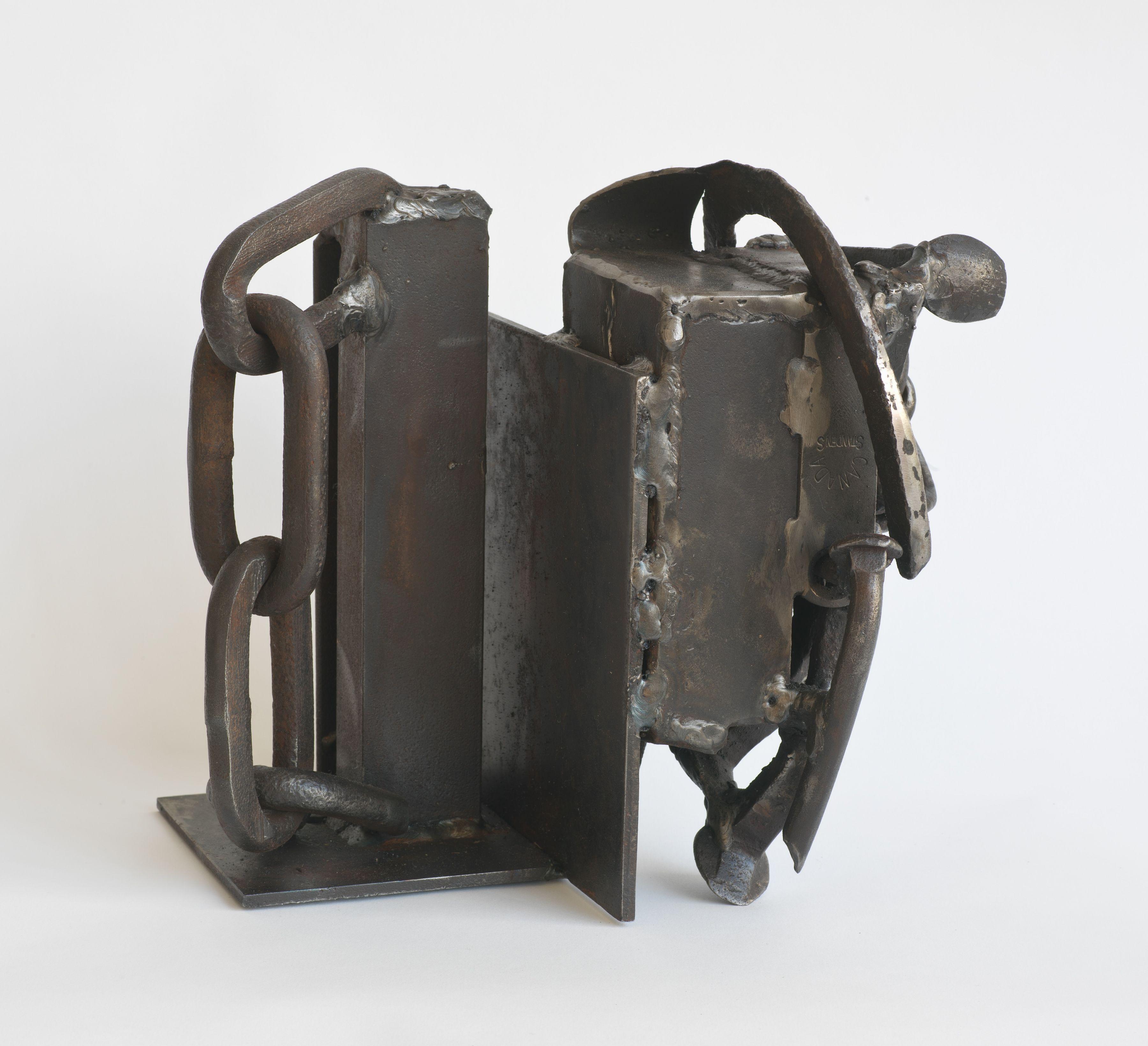 Combination, 2005, Welded steel