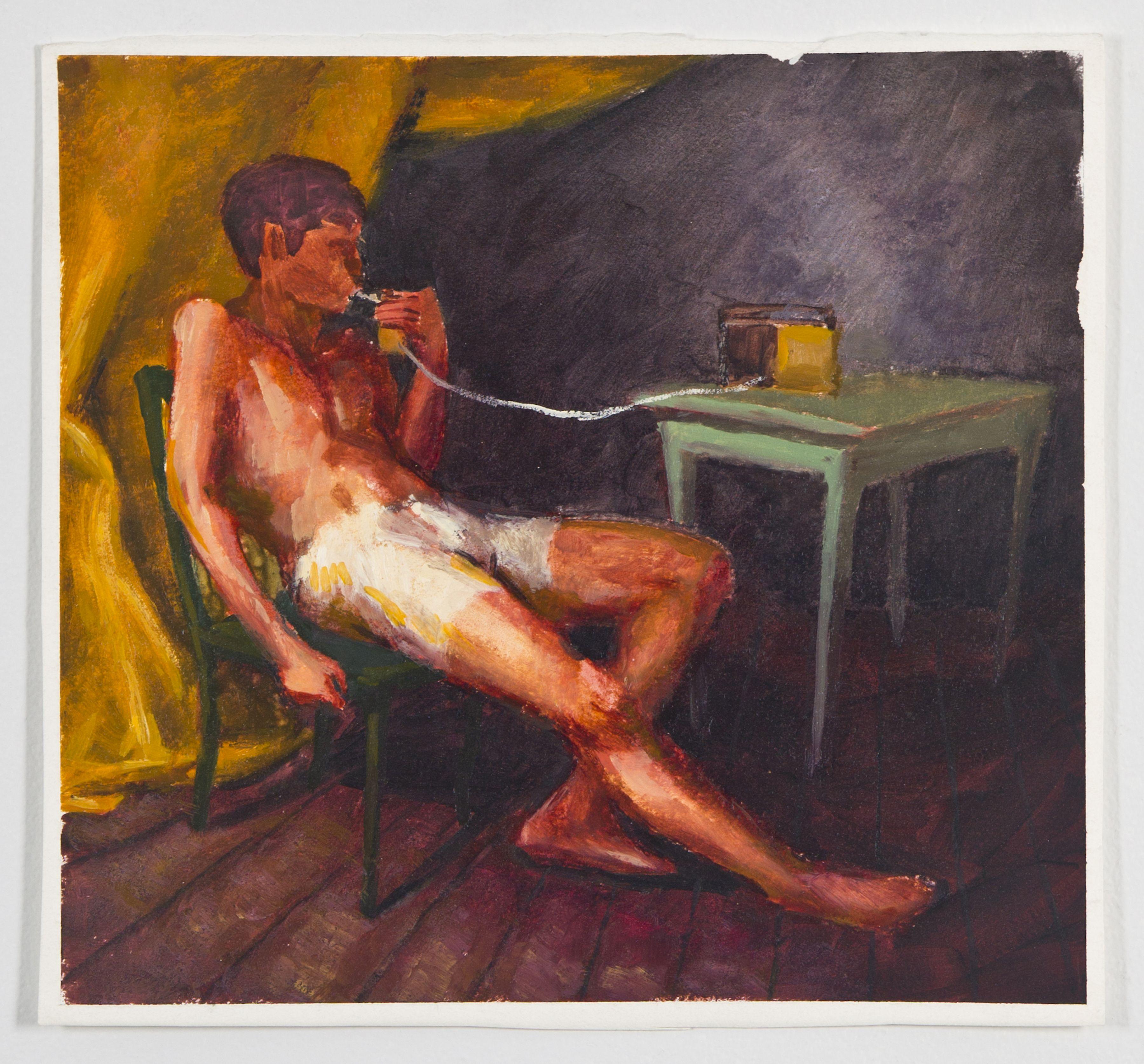 Hugh Steers, Breathalyzer, 1989