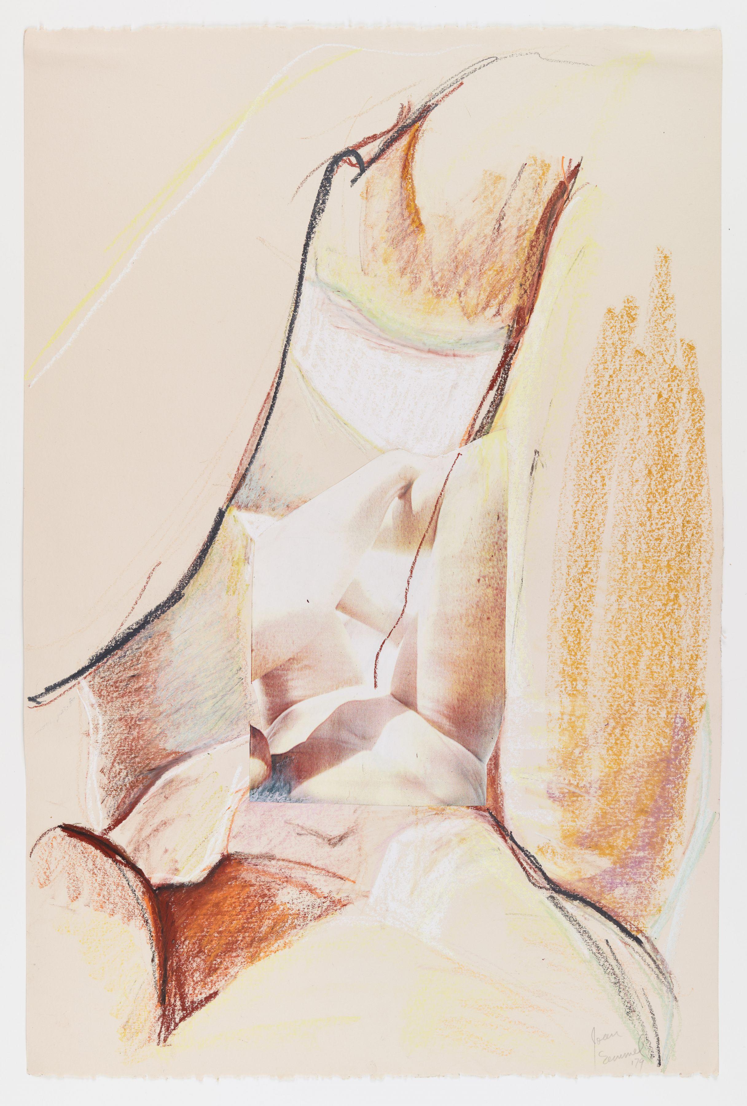 Joan Semmel, Untitled, 1979