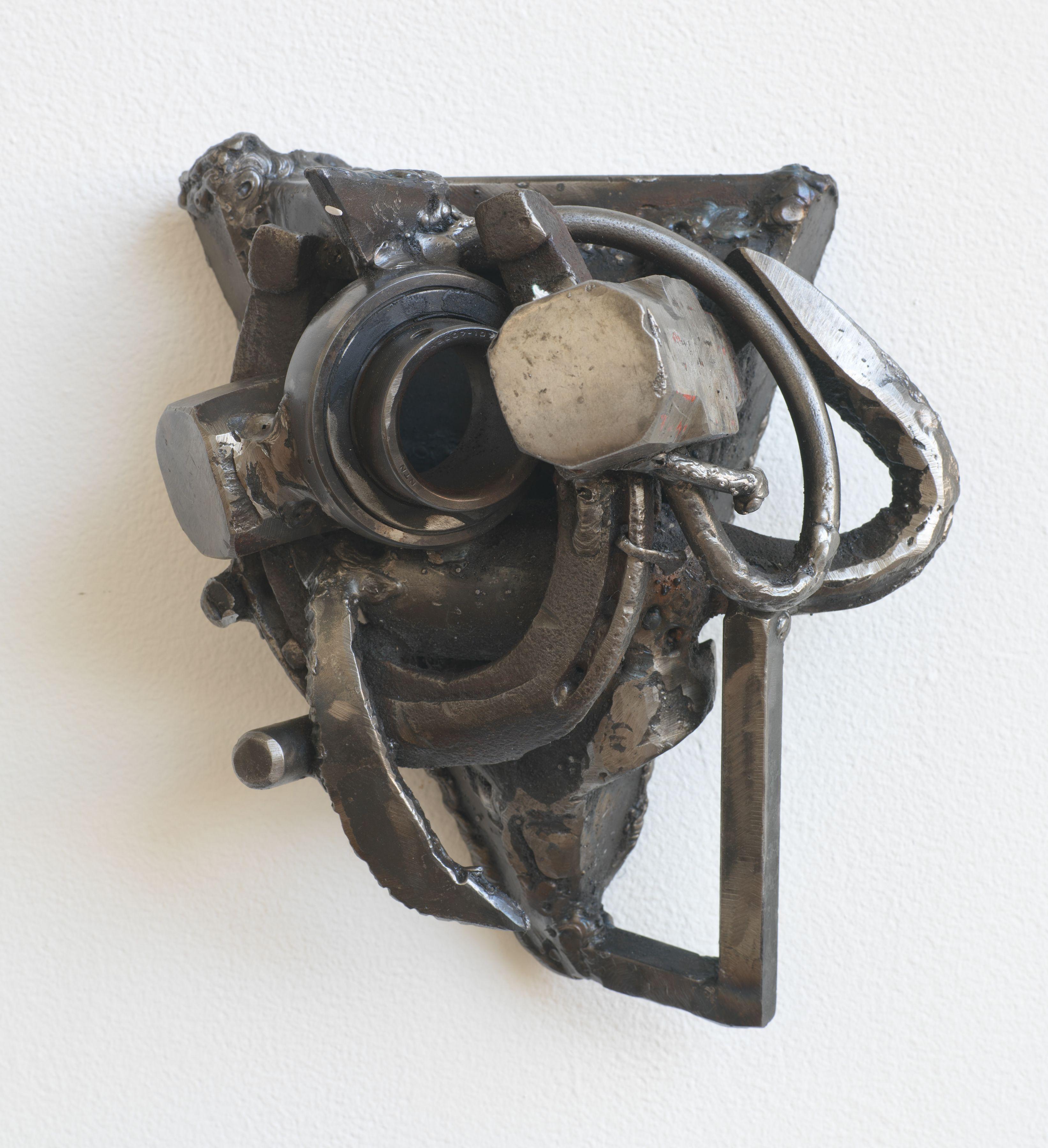 Art Education, 2002, Welded steel