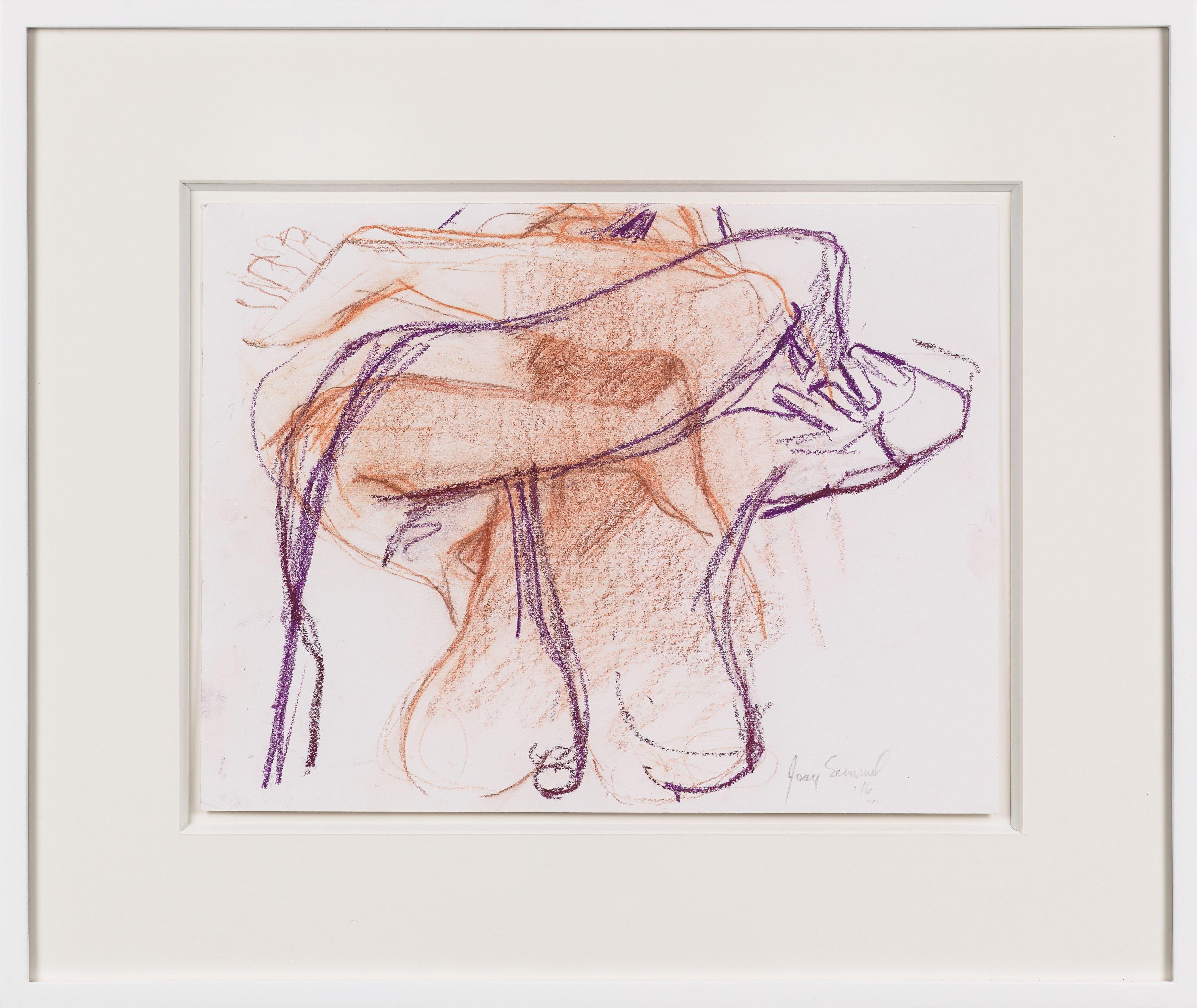 Joan Semmel, Untitled, 2016
