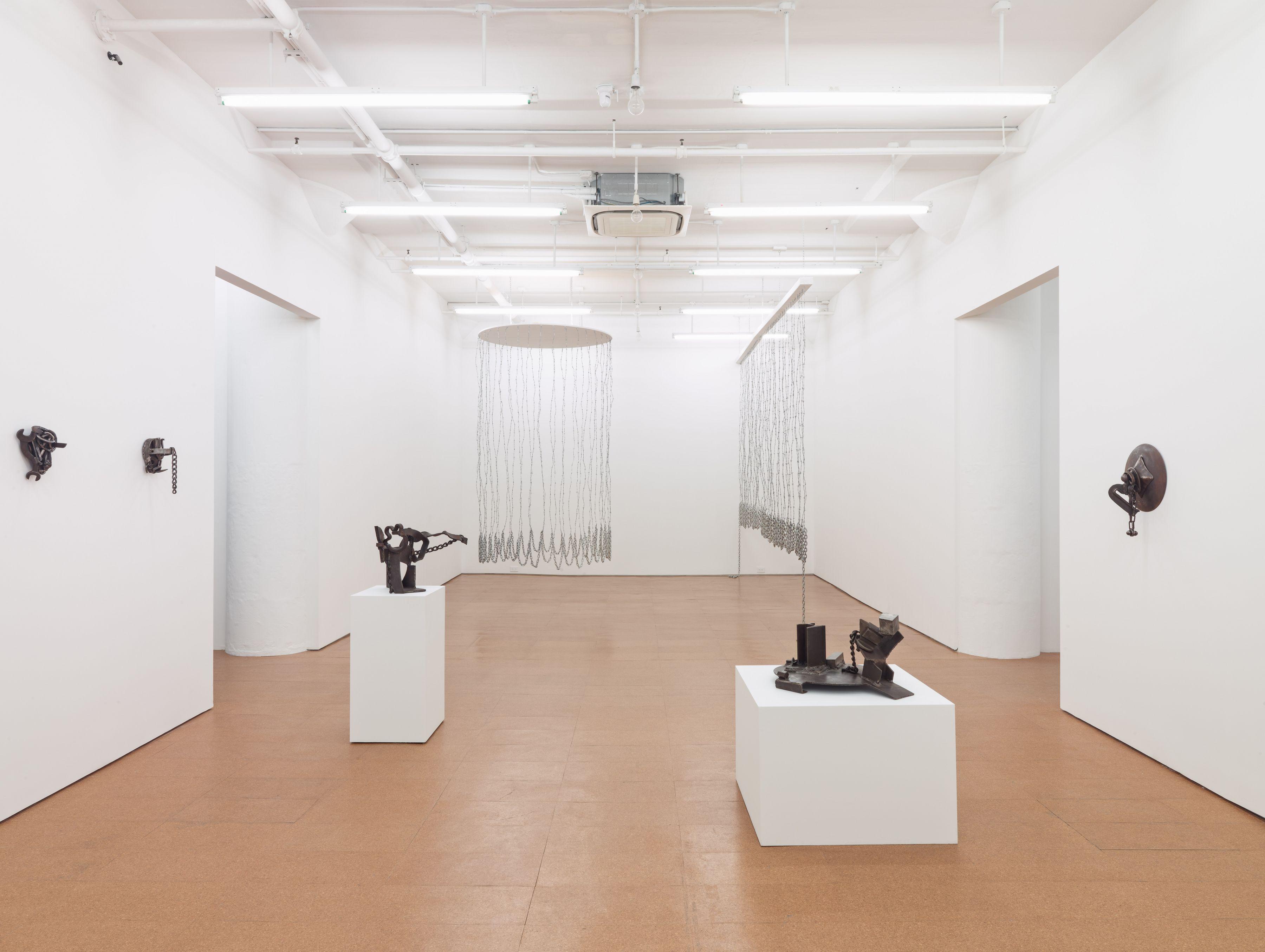 Melvin Edwards, Installation view, Alexander Gray Associates, 2012