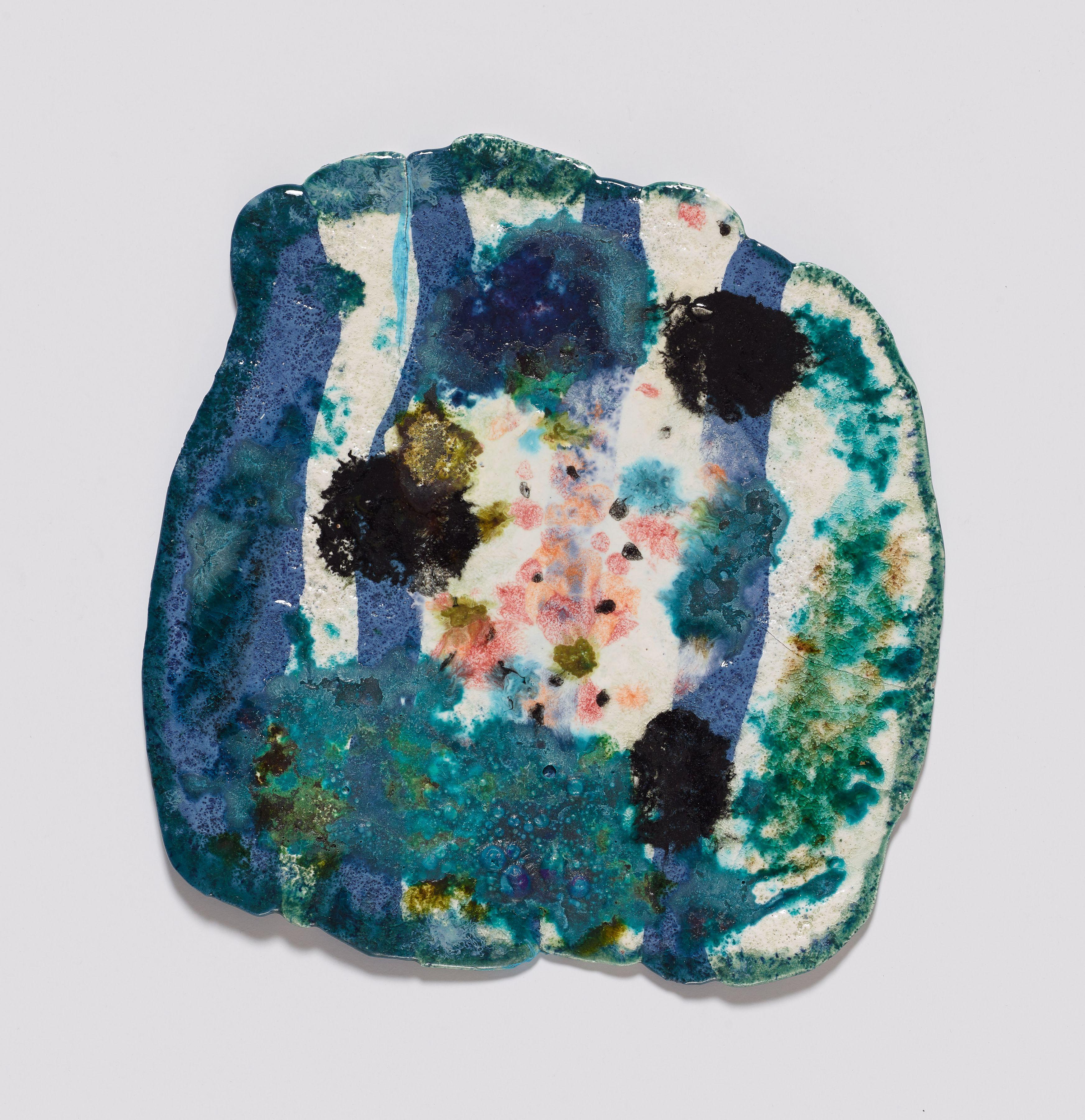 Ilse, 2014, Colored porcelain and glaze