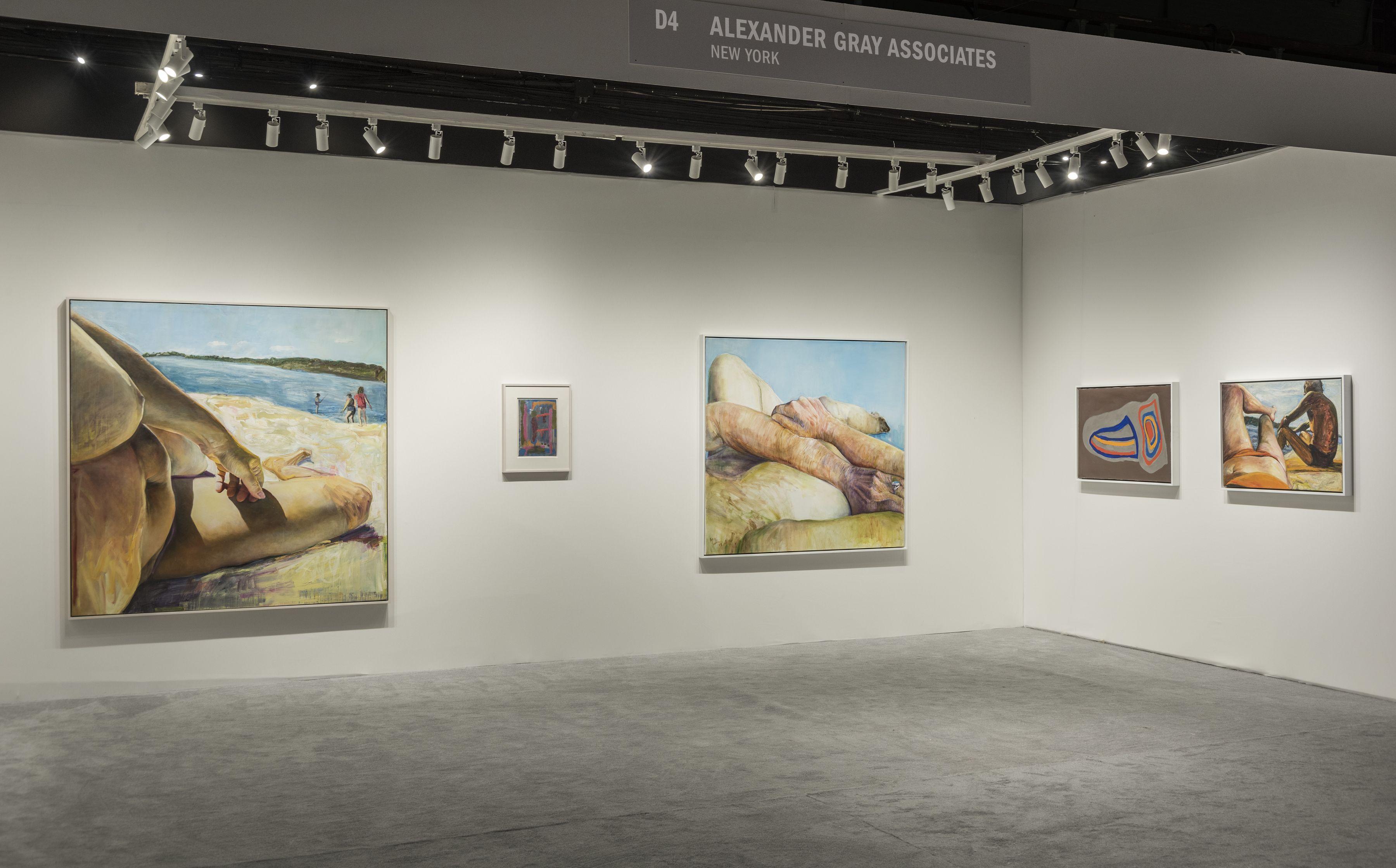 Alexander Gray Associates, ADAA:The Art Show2019