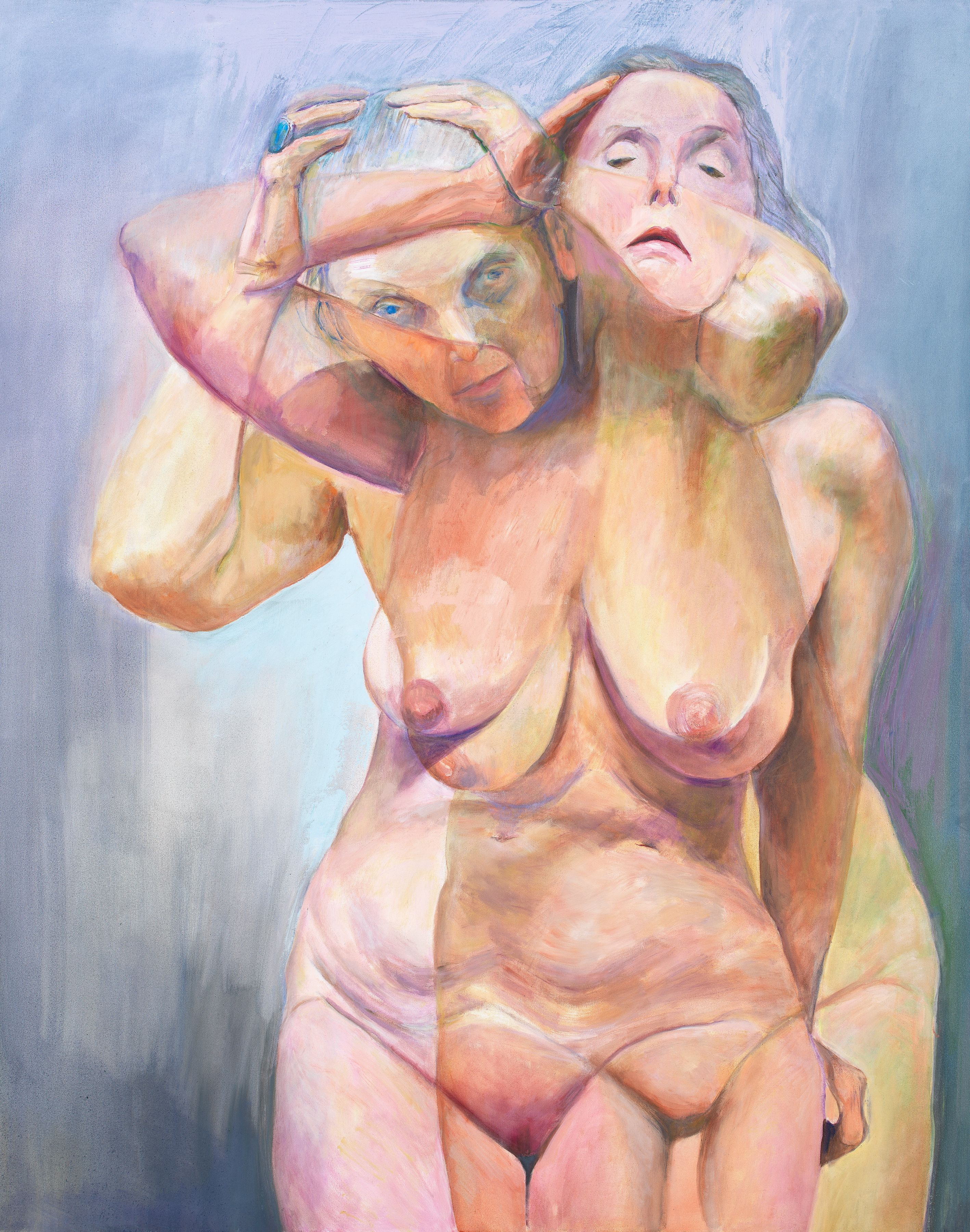 Transformation, 2011, Oil On Canvas