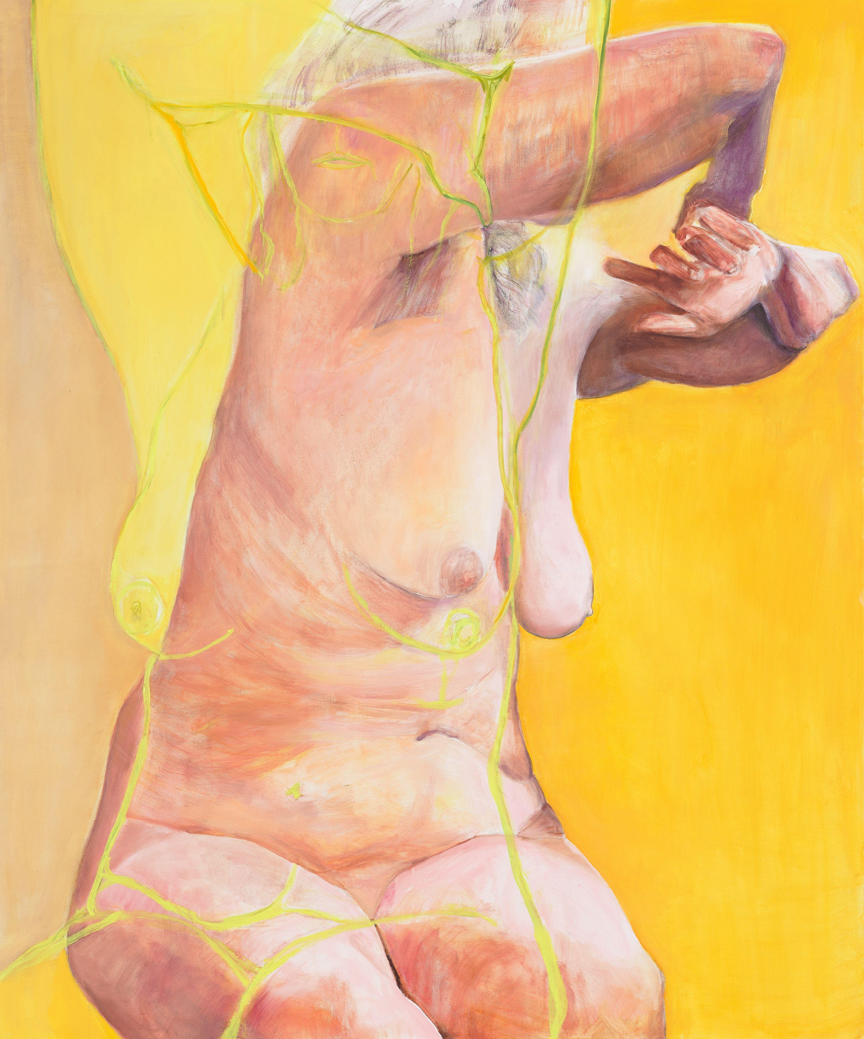 Aura, 2016, Oil on canvas