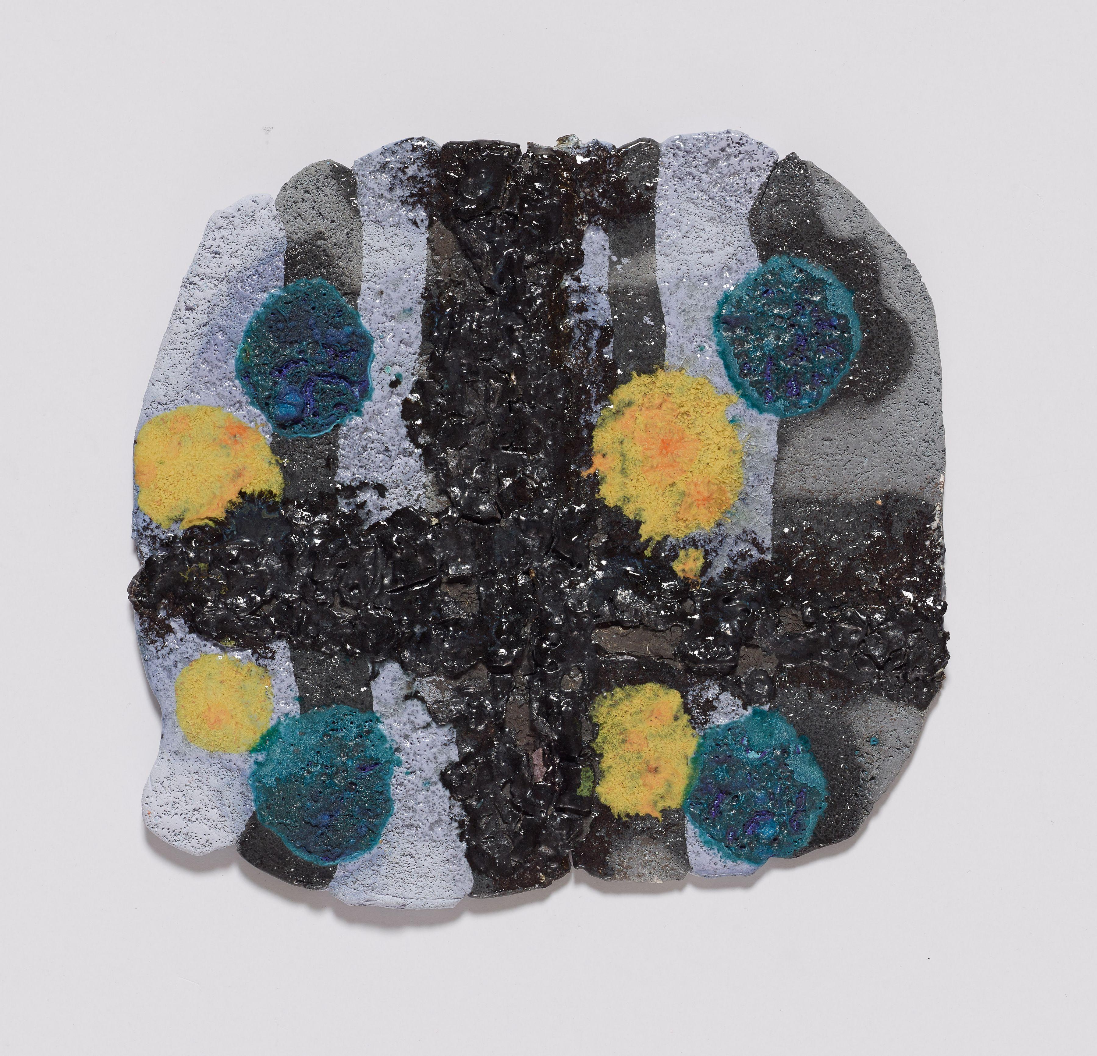 Hannah, 2014, Colored porcelain and glaze