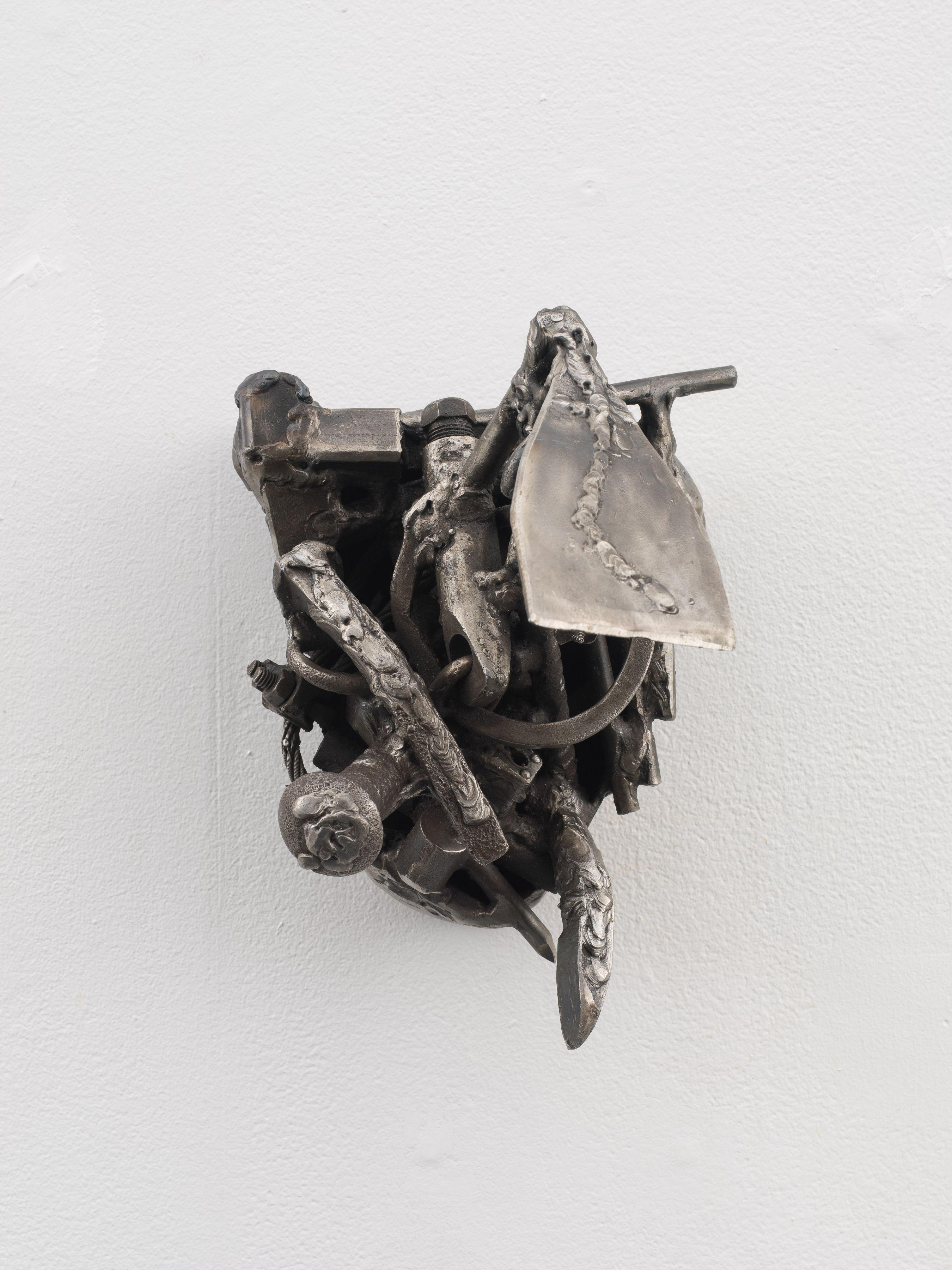 Poetry, 2012, Welded steel