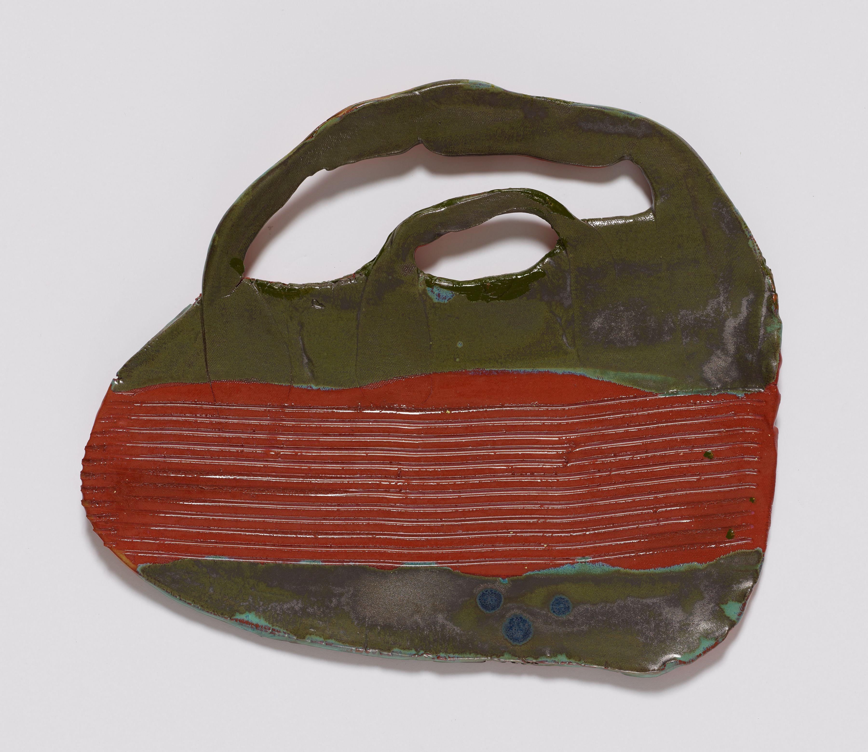 Kiefer, 2017, Terracotta and glaze