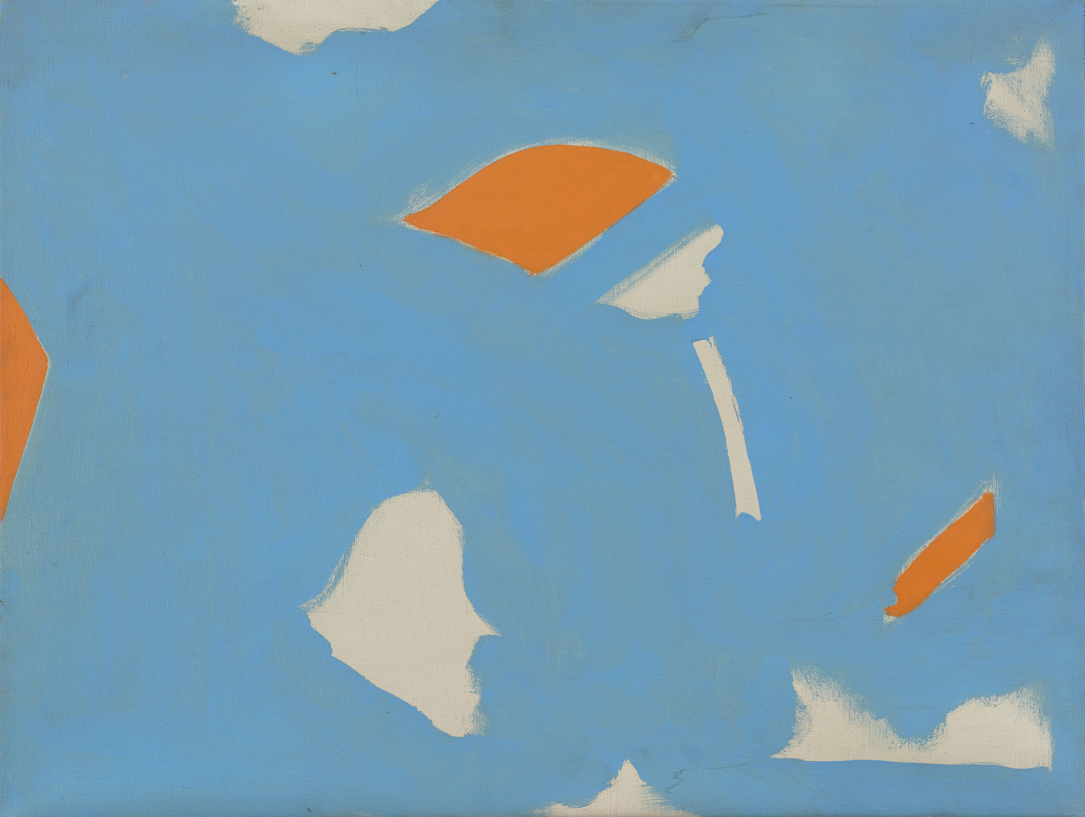 Betty Parsons, Clear Day, 1965