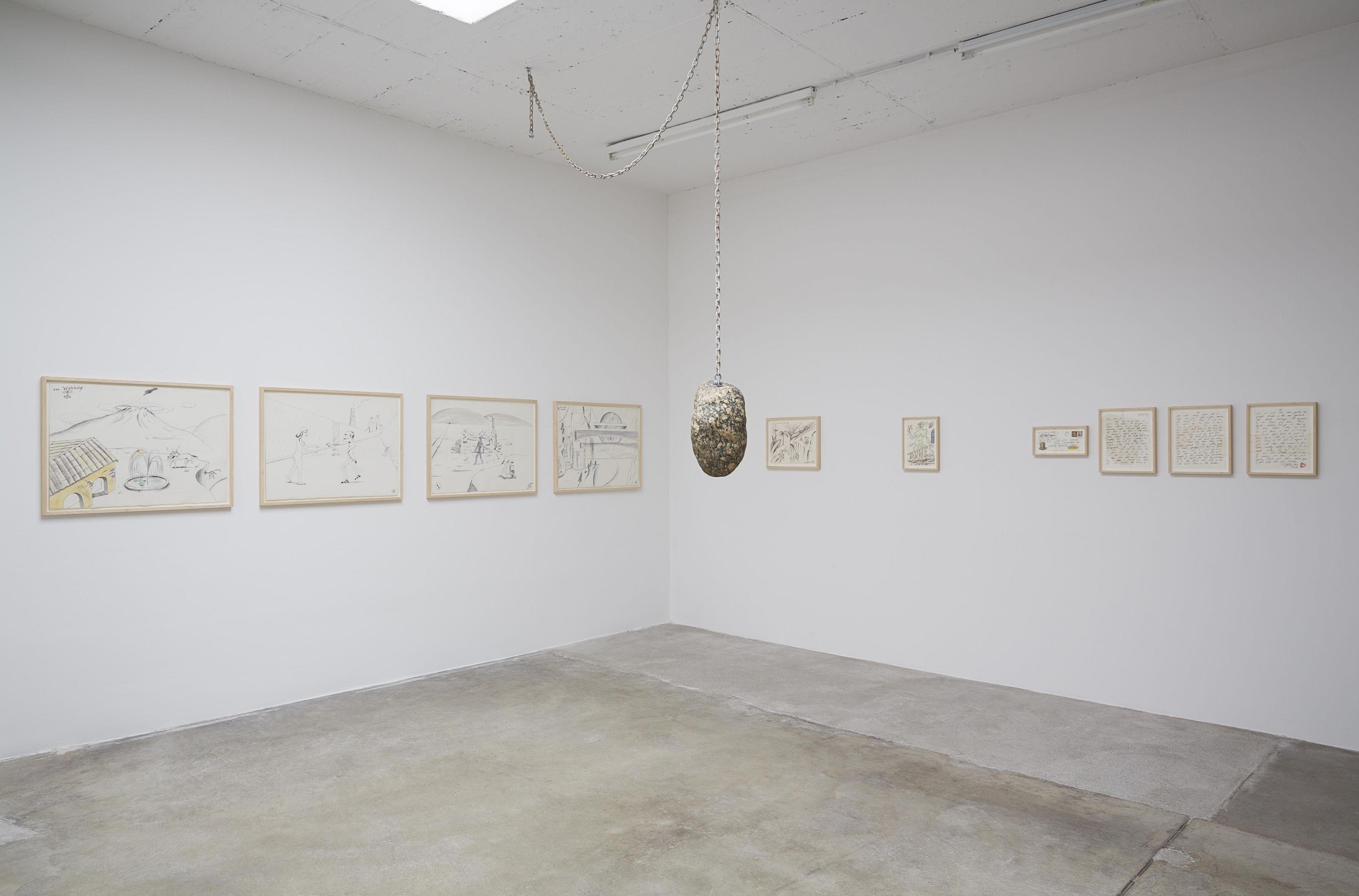 Exhibitionview H.C. Westermann,LinnLühn2016